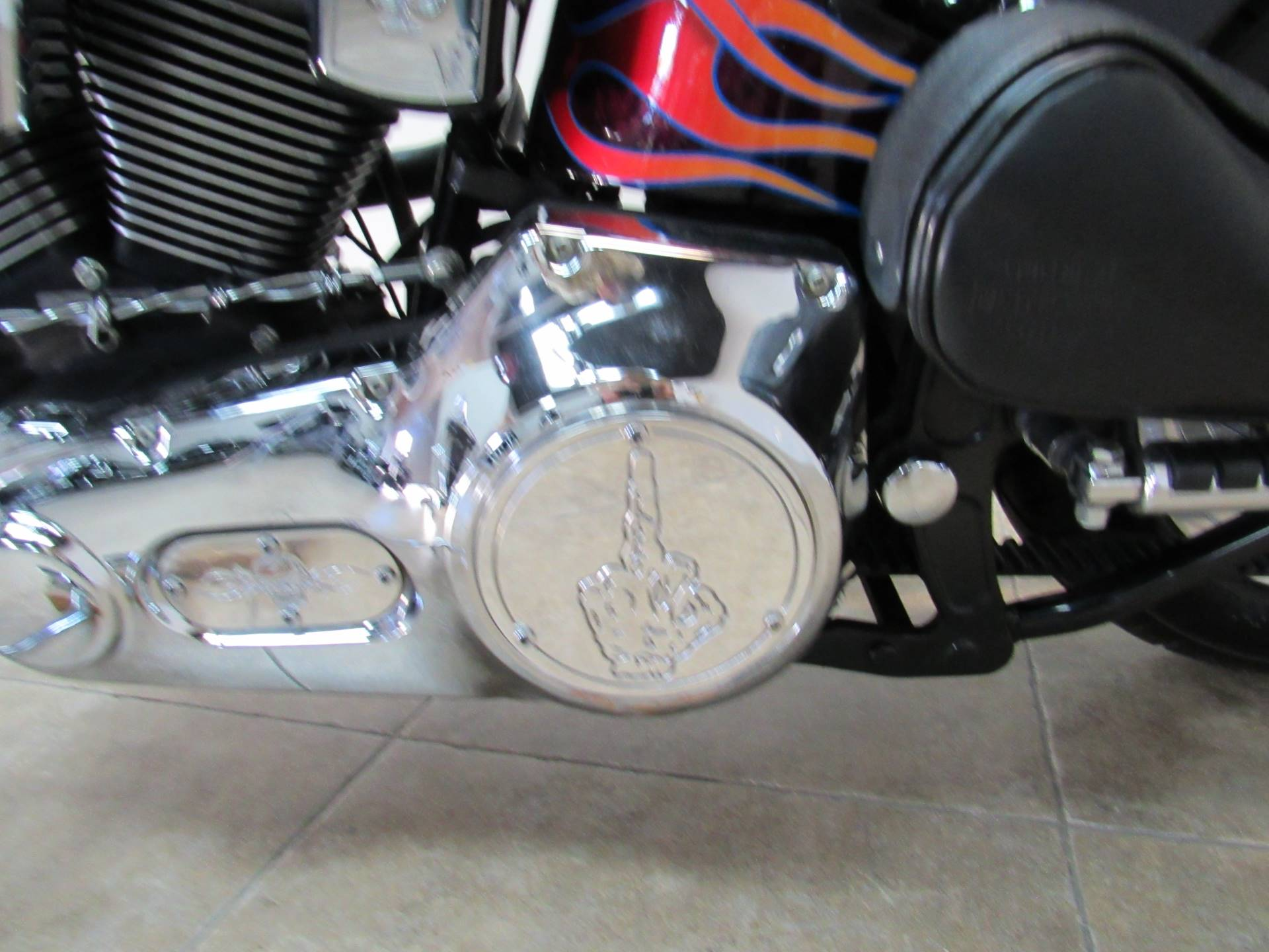 1996 Harley-Davidson softail custom in Temecula, California - Photo 41