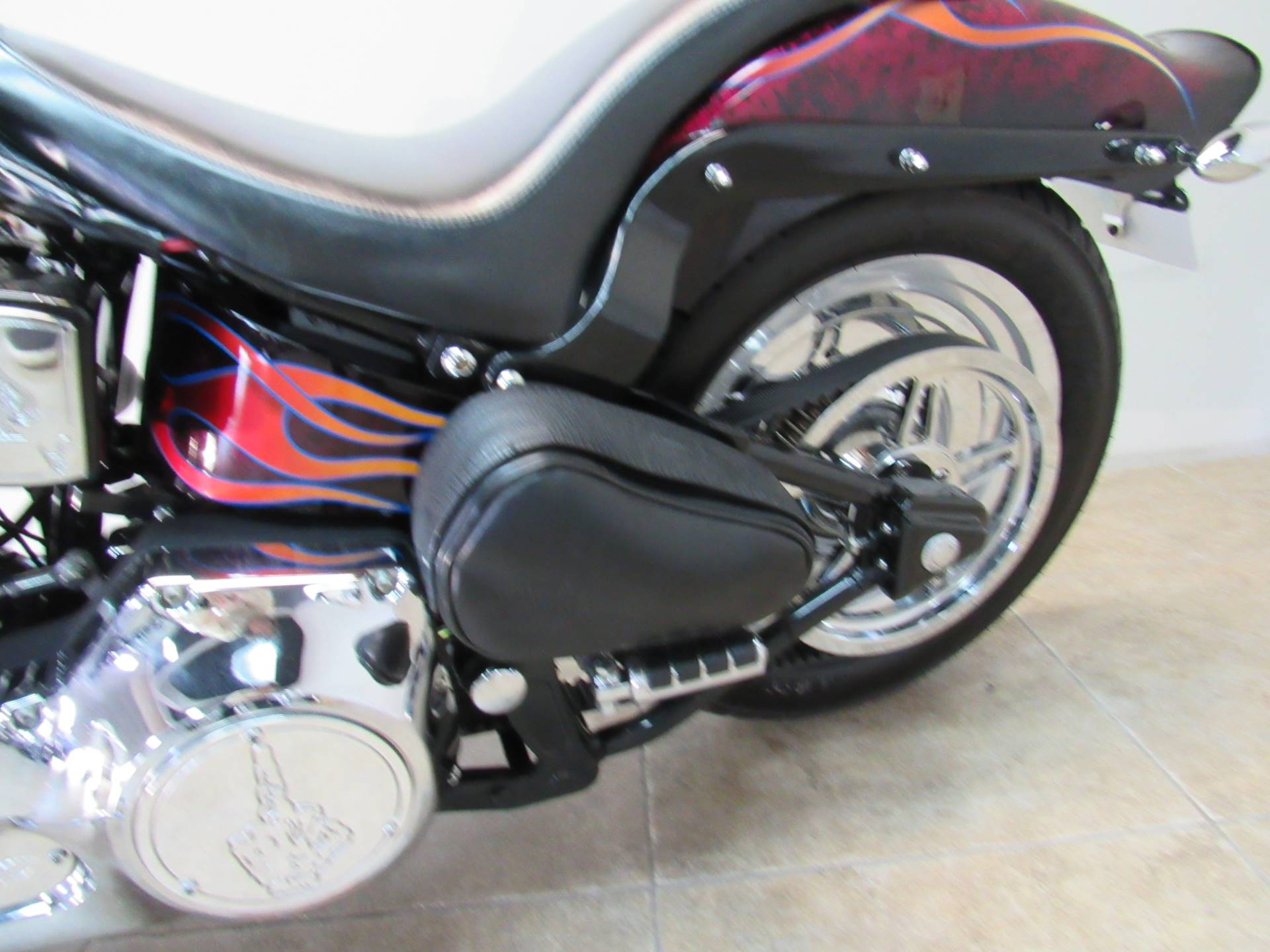 1996 Harley-Davidson softail custom in Temecula, California - Photo 43