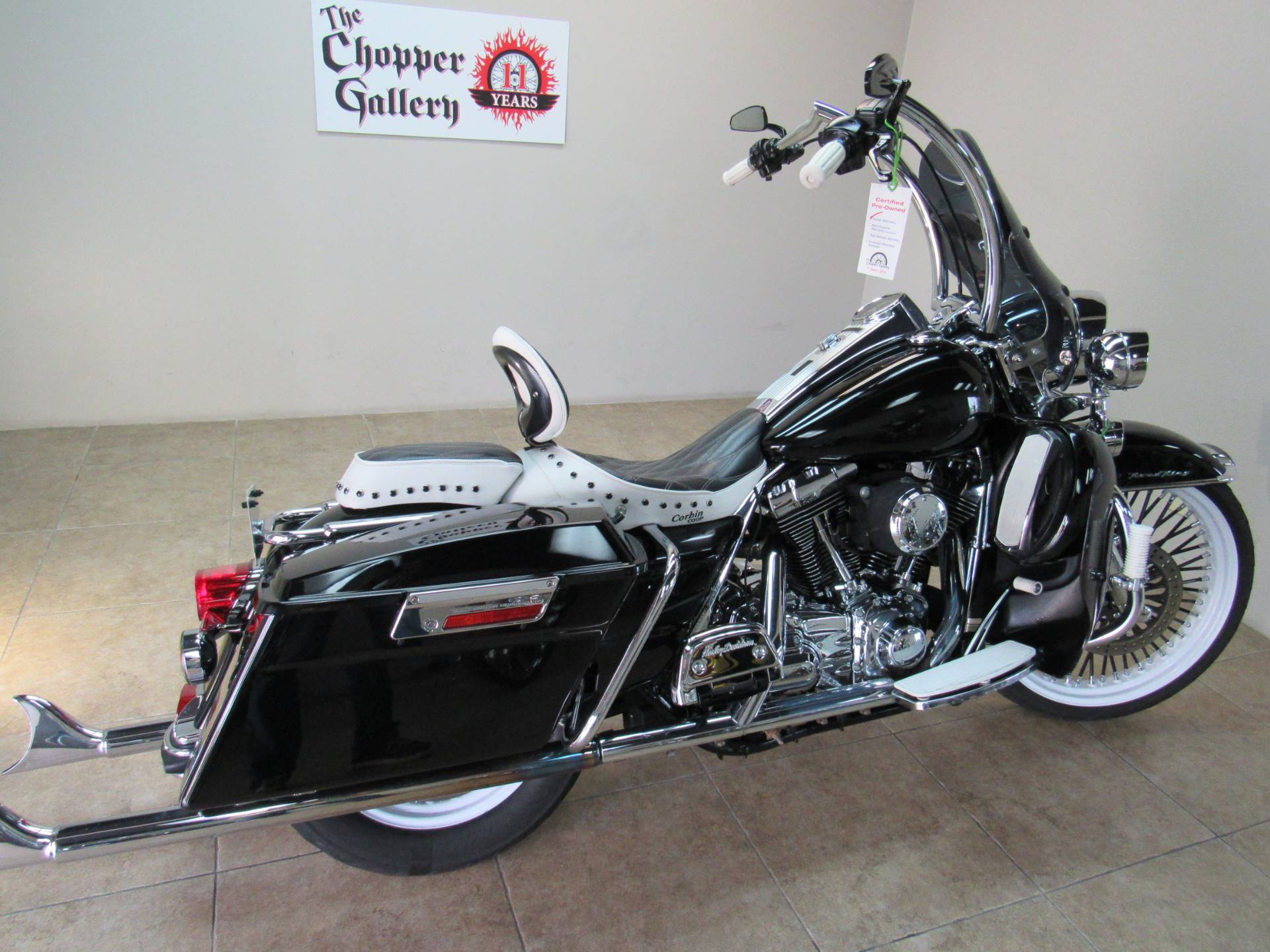 2008 Harley-Davidson Road King® in Temecula, California - Photo 4