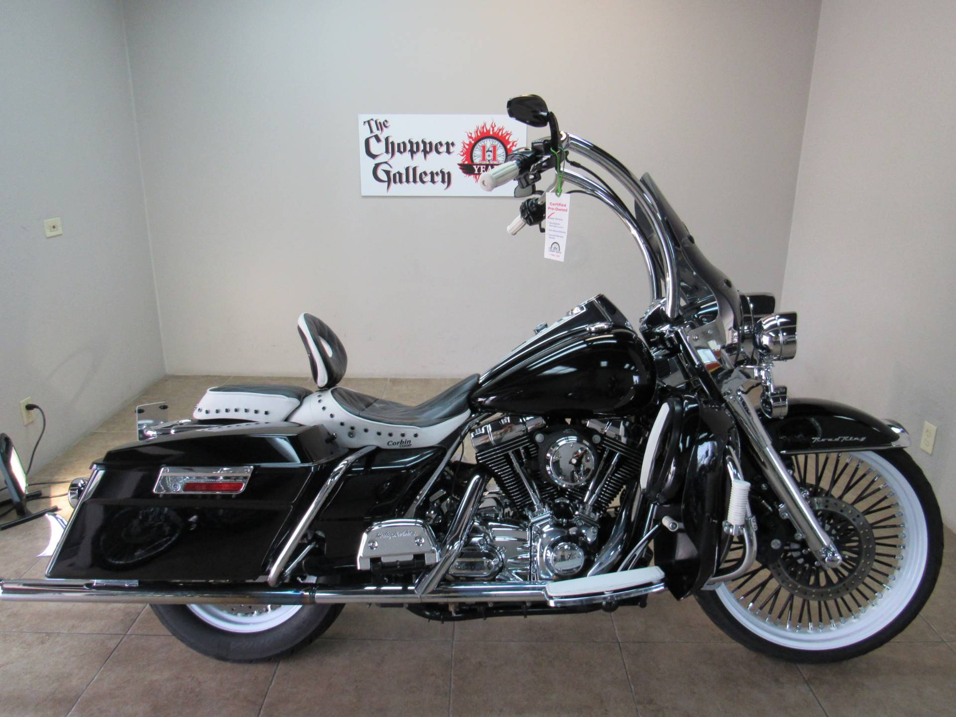 2008 Harley-Davidson Road King® in Temecula, California - Photo 12