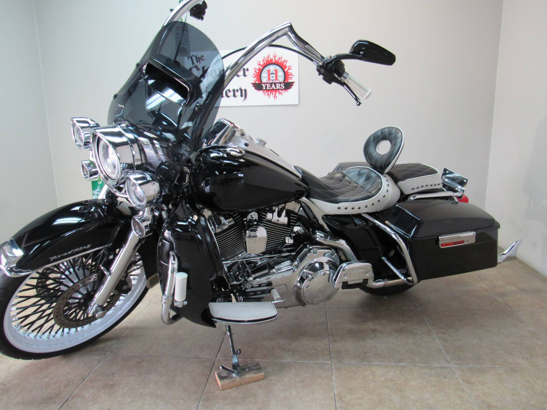 2008 Harley-Davidson Road King® in Temecula, California - Photo 3