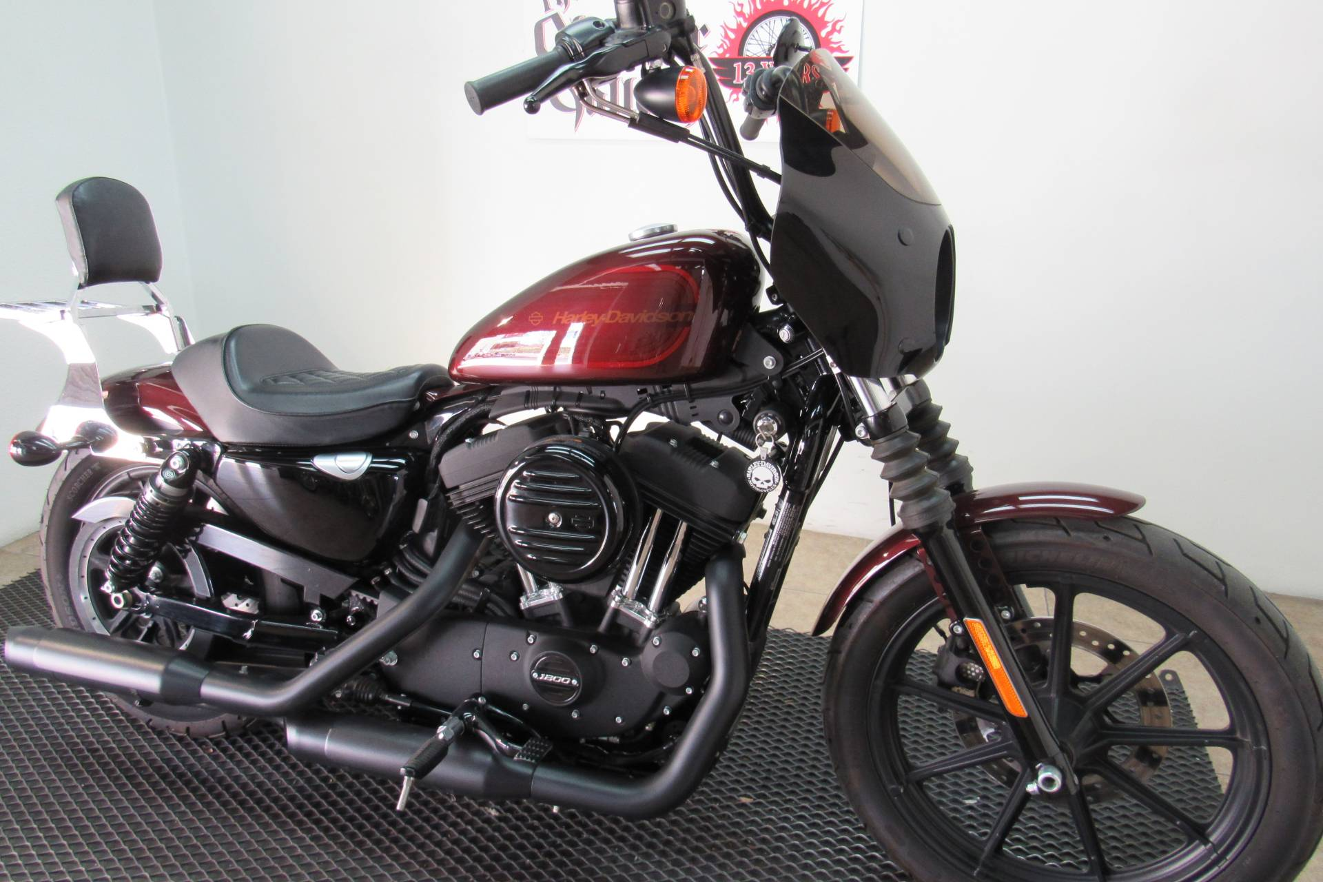 2019 Harley-Davidson IRON 1200 in Temecula, California - Photo 3