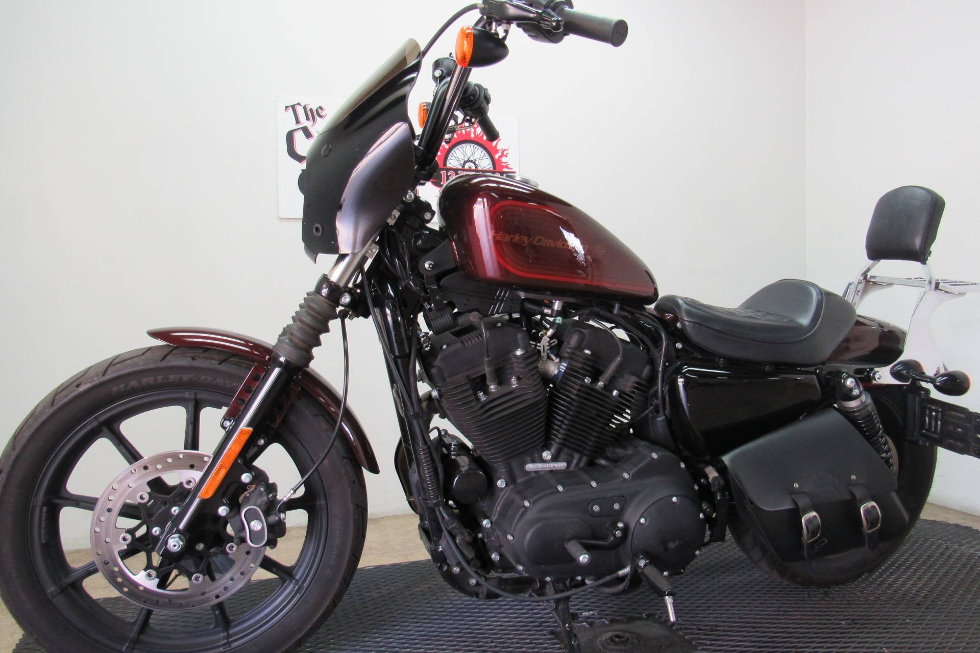 2019 Harley-Davidson IRON 1200 in Temecula, California - Photo 4