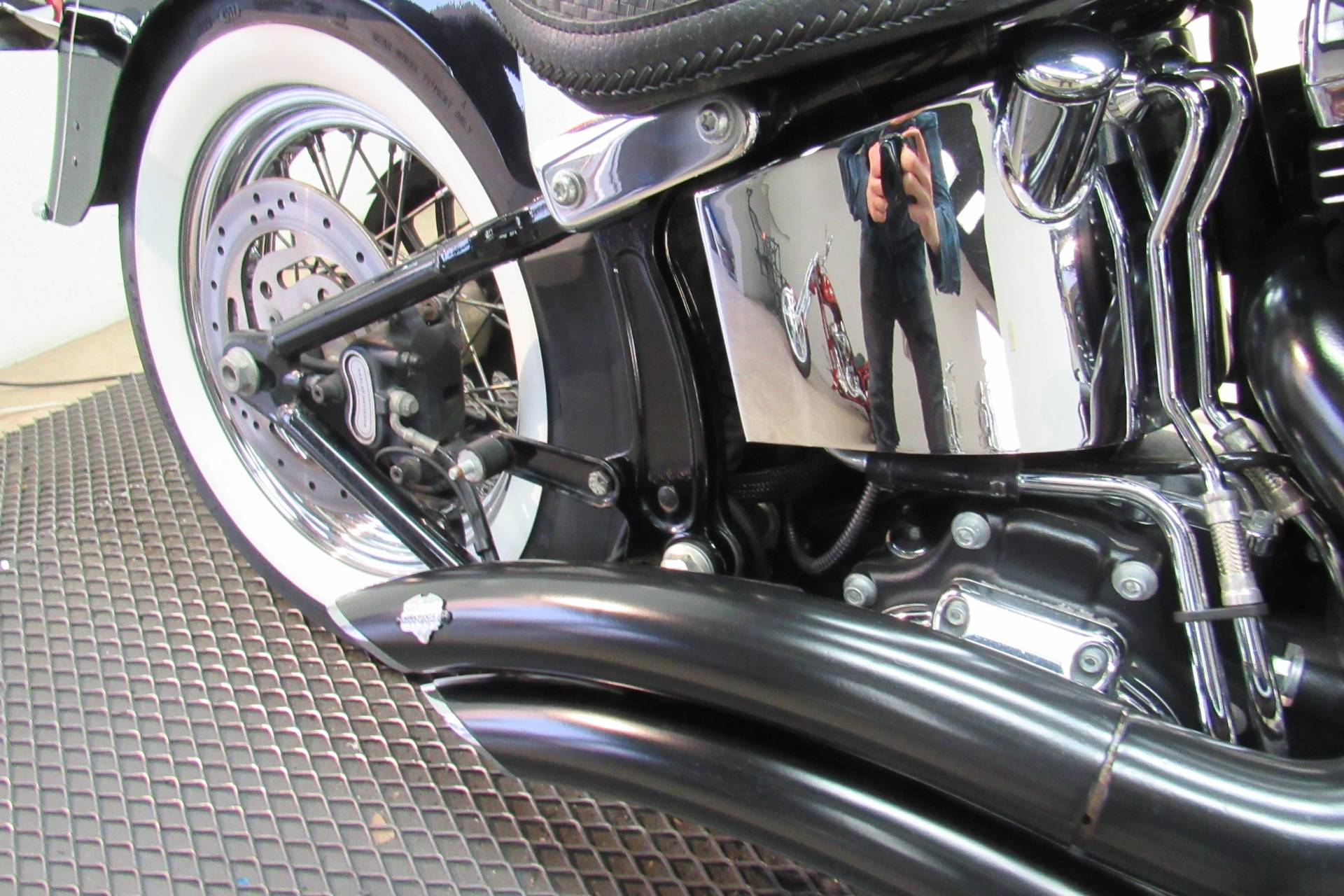 2015 Harley-Davidson Heritage Softail® Classic in Temecula, California - Photo 13