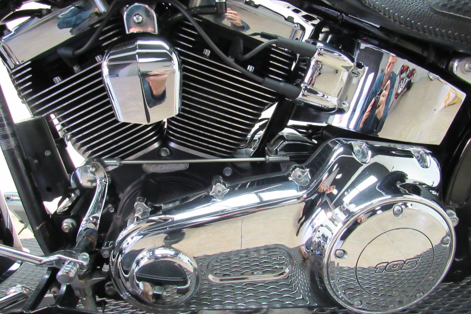 2015 Harley-Davidson Heritage Softail® Classic in Temecula, California - Photo 20