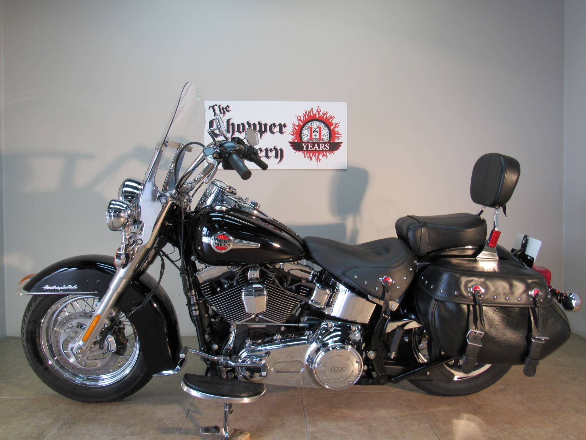 2017 Harley-Davidson Heritage Softail® Classic in Temecula, California