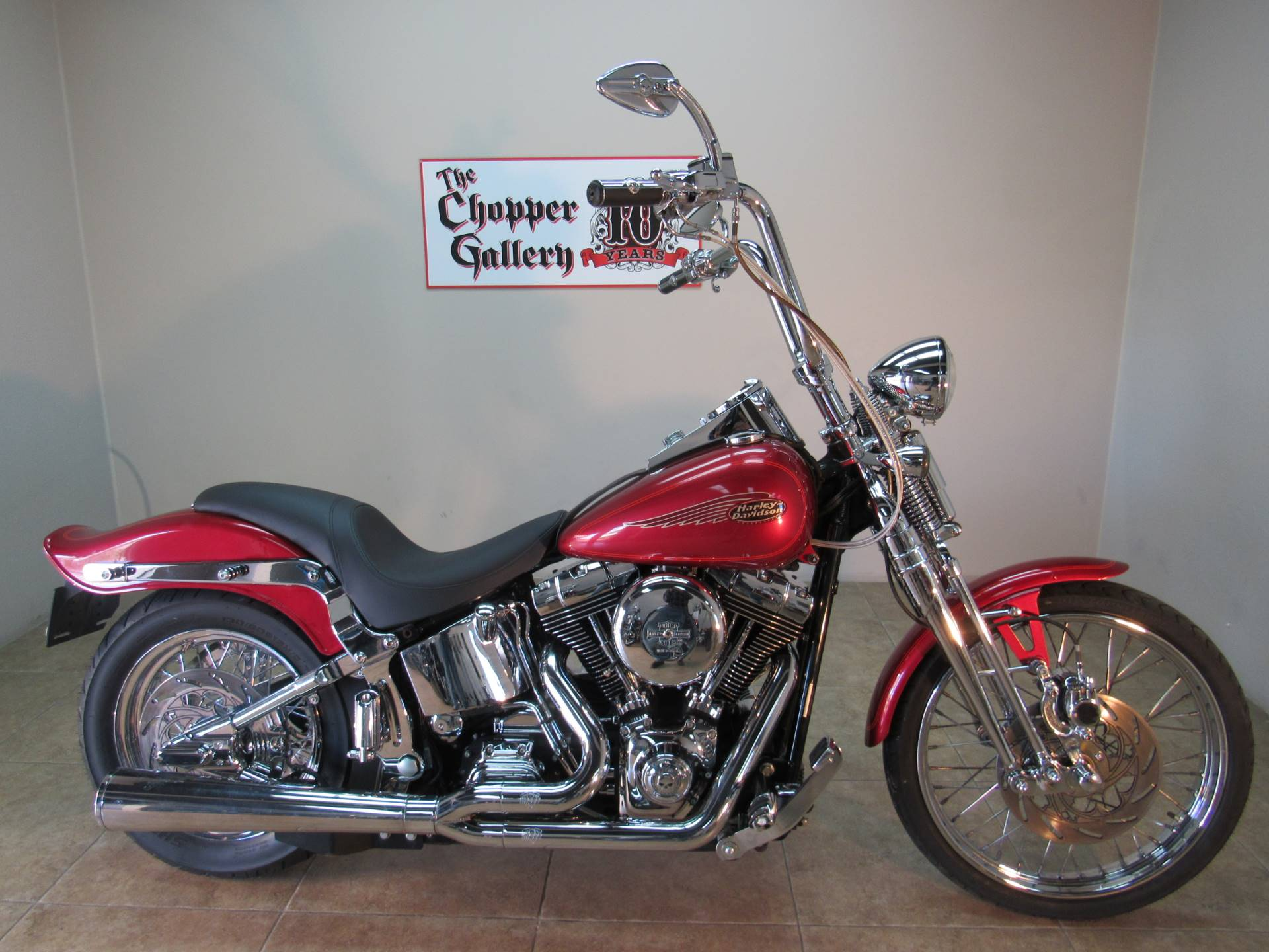 2004 Harley-Davidson FXSTS/FXSTSI Springer® Softail® in Temecula, California - Photo 2