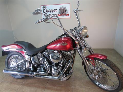 2004 Harley-Davidson FXSTS/FXSTSI Springer® Softail® in Temecula, California - Photo 1