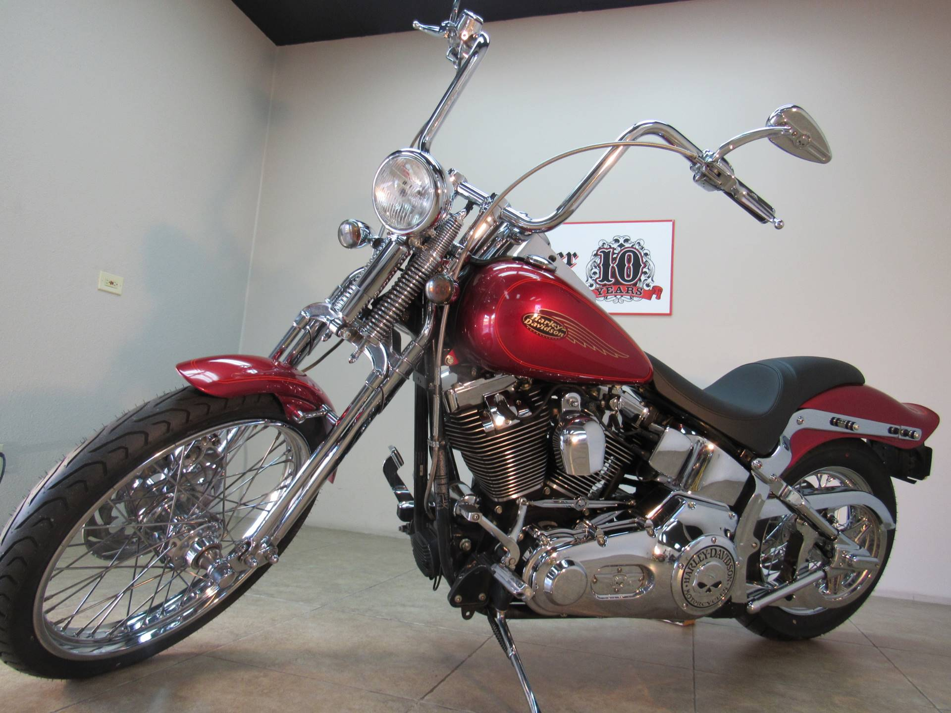 2004 Harley-Davidson FXSTS/FXSTSI Springer® Softail® in Temecula, California - Photo 4
