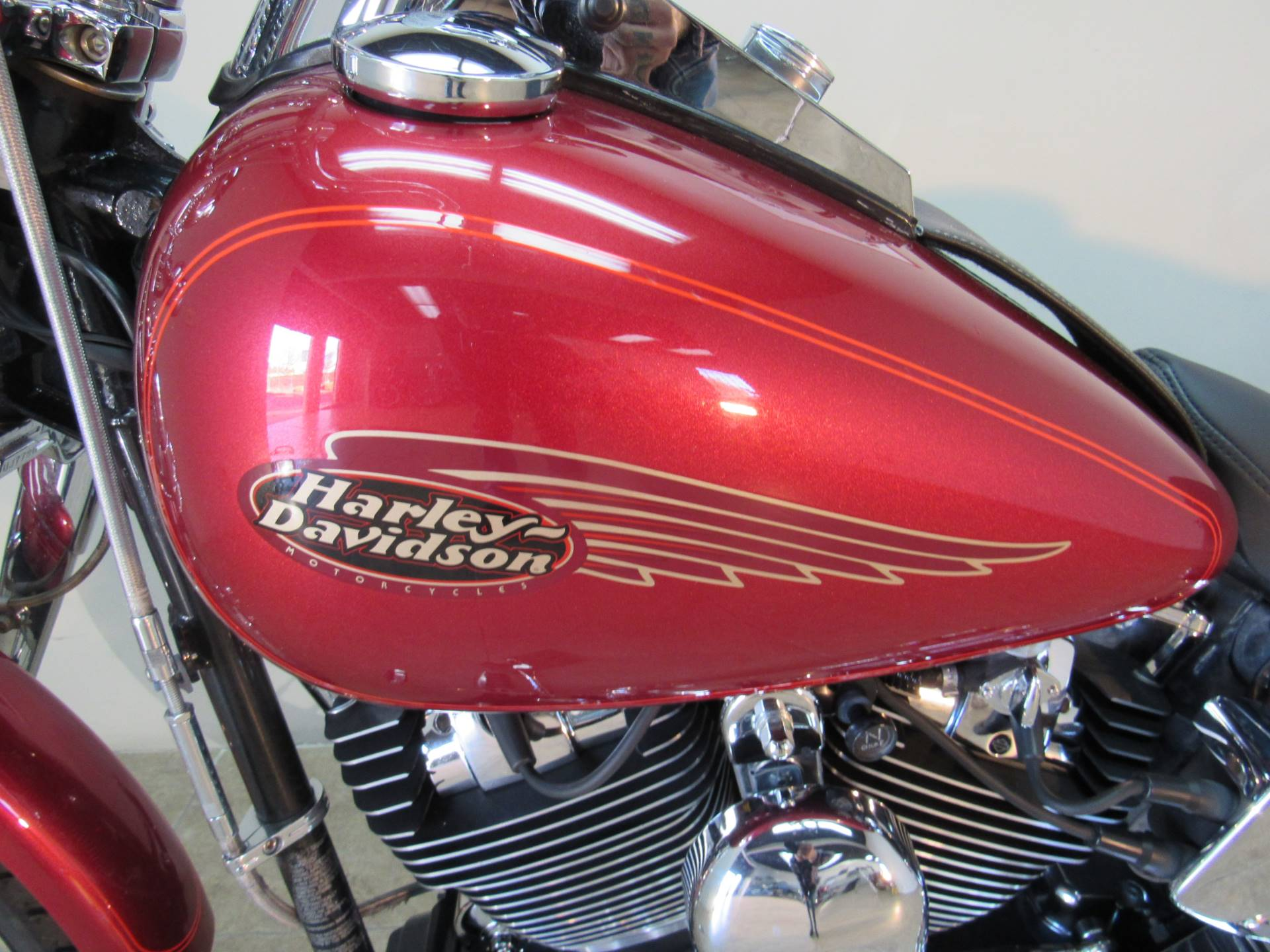 2004 Harley-Davidson FXSTS/FXSTSI Springer® Softail® in Temecula, California - Photo 5