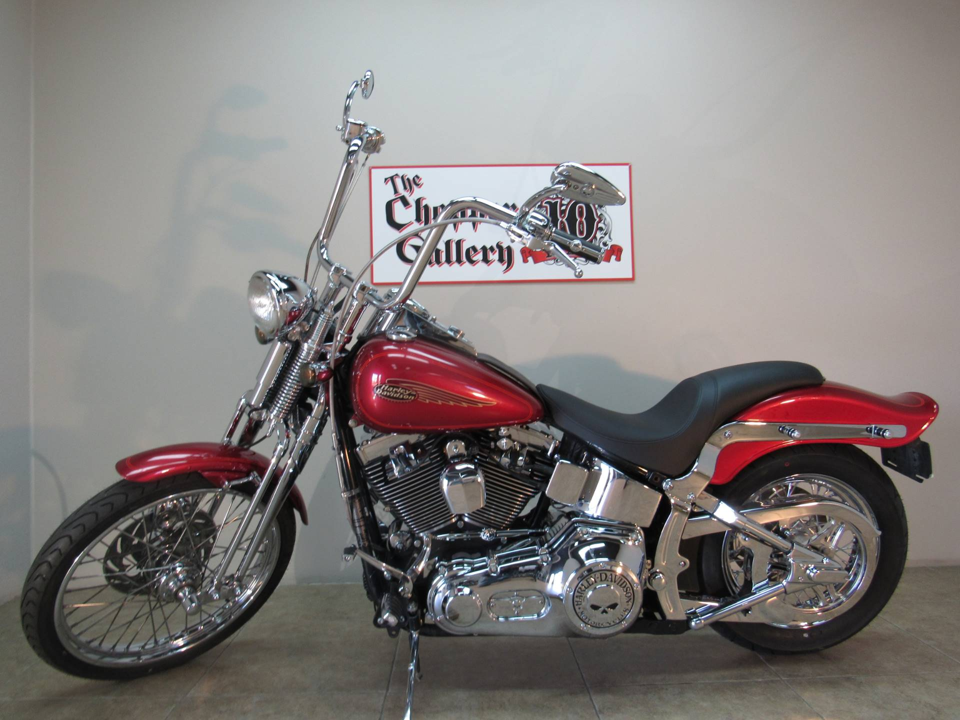 2004 Harley-Davidson FXSTS/FXSTSI Springer® Softail® in Temecula, California - Photo 3