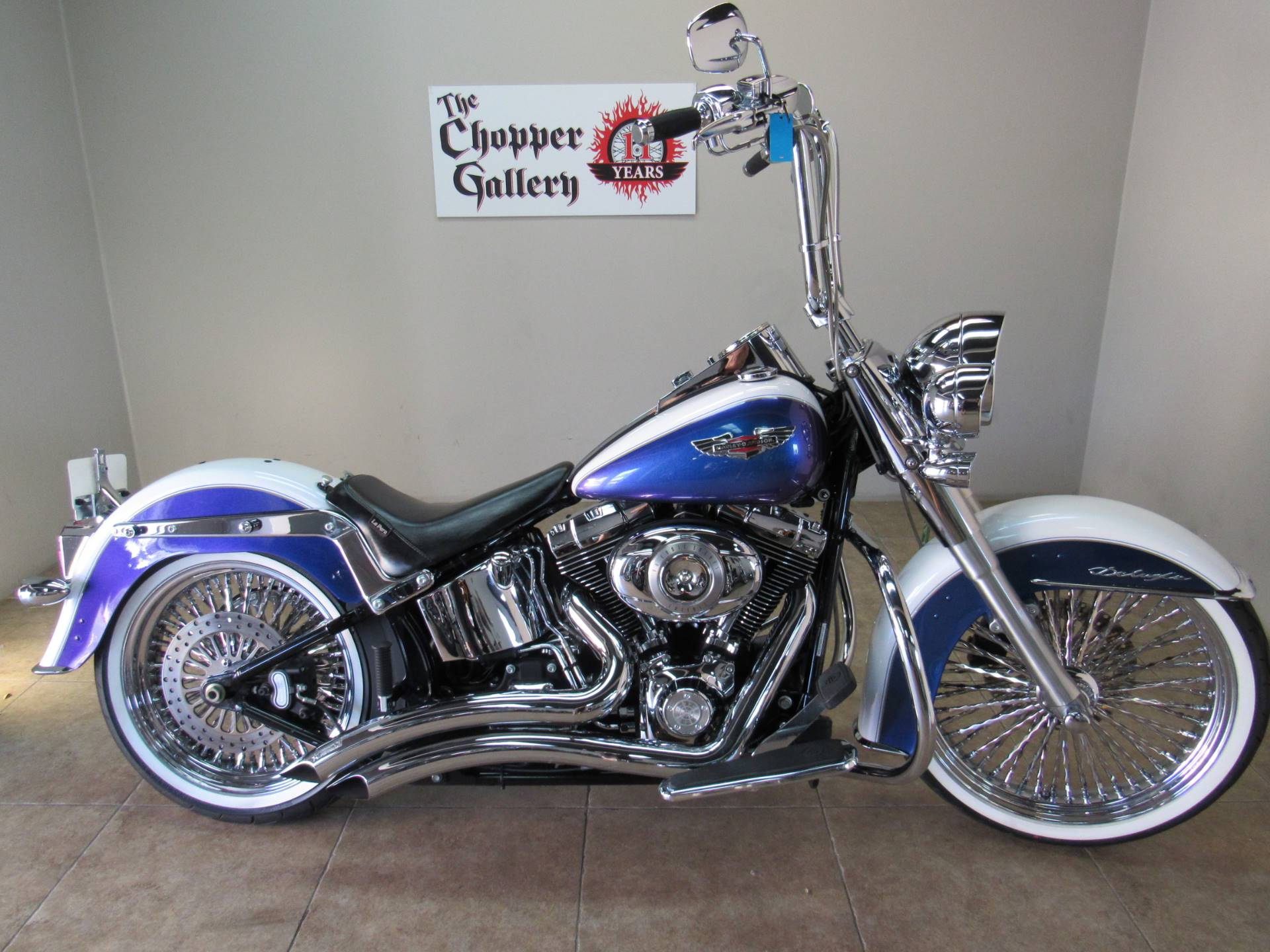 2010 Harley-Davidson Softail® Deluxe in Temecula, California - Photo 3