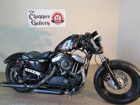 2014 Harley-Davidson Sportster® Forty-Eight® in Temecula, California - Photo 7