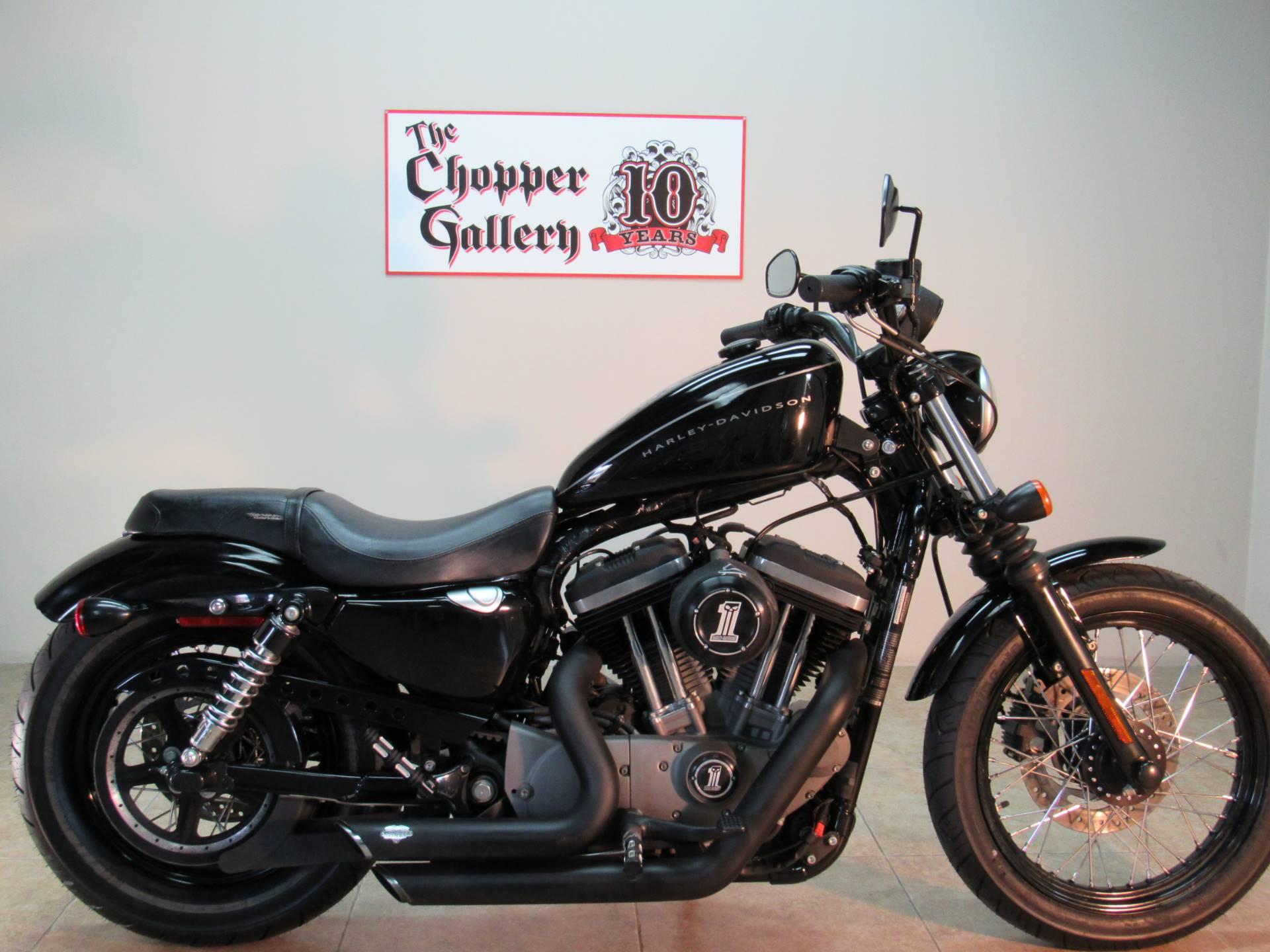 Used 2008 Harley-Davidson Sportster® 1200 Nightster® Motorcycles in ...