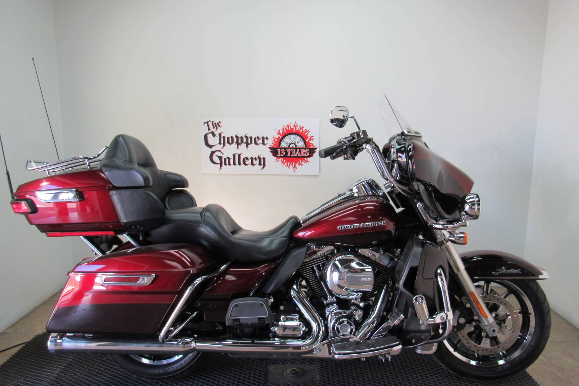 2014 Harley-Davidson Ultra Limited in Temecula, California - Photo 1