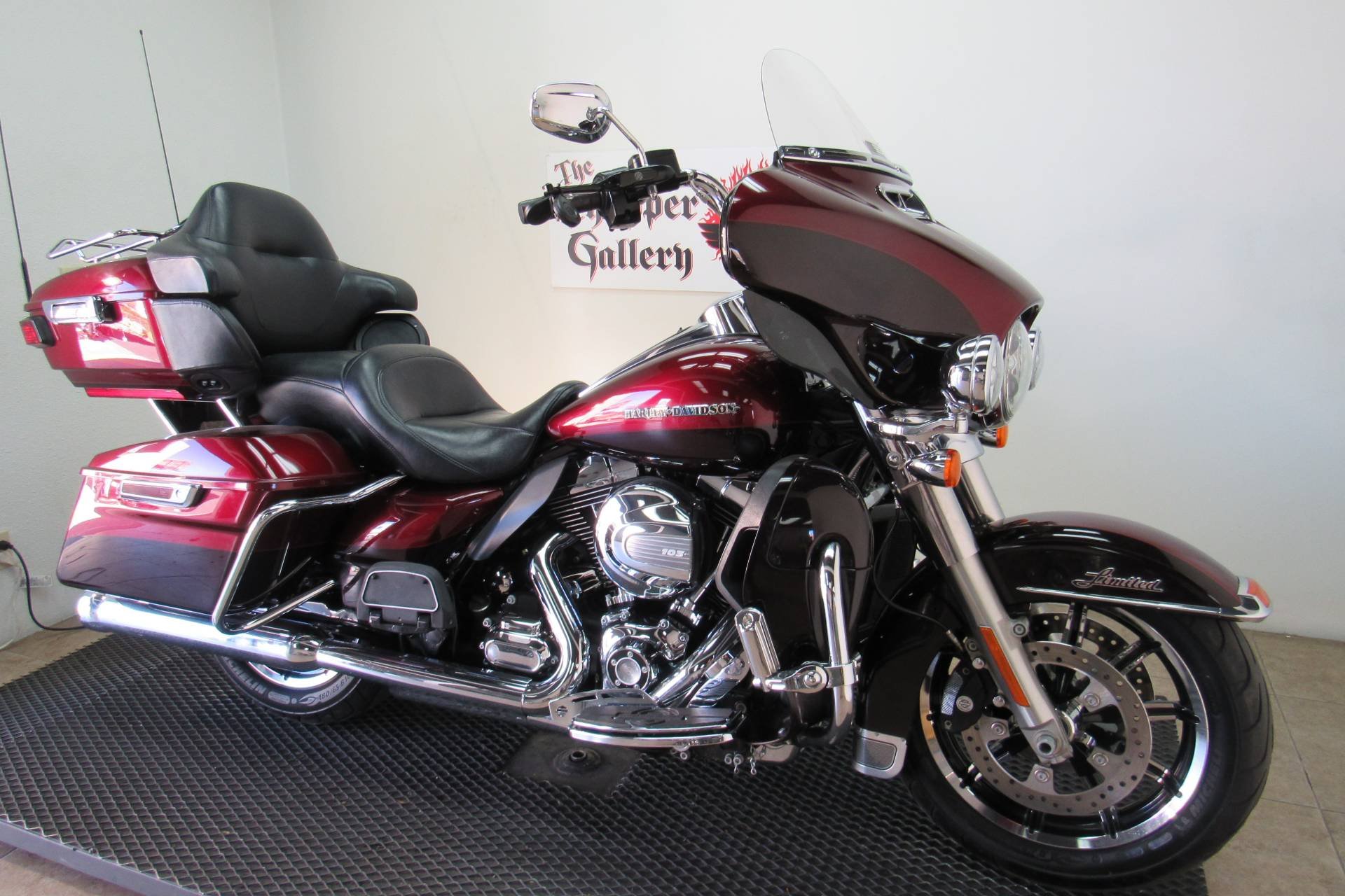 2014 Harley-Davidson Ultra Limited in Temecula, California - Photo 3