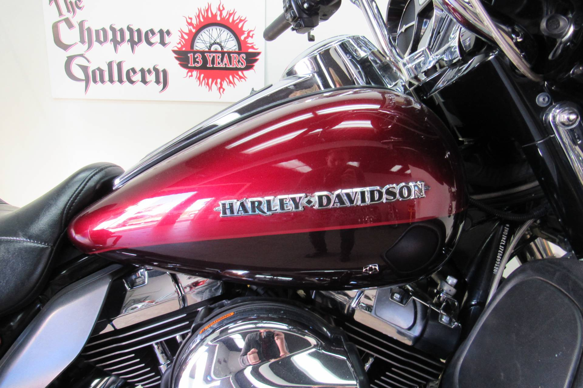 2014 Harley-Davidson Ultra Limited in Temecula, California - Photo 7