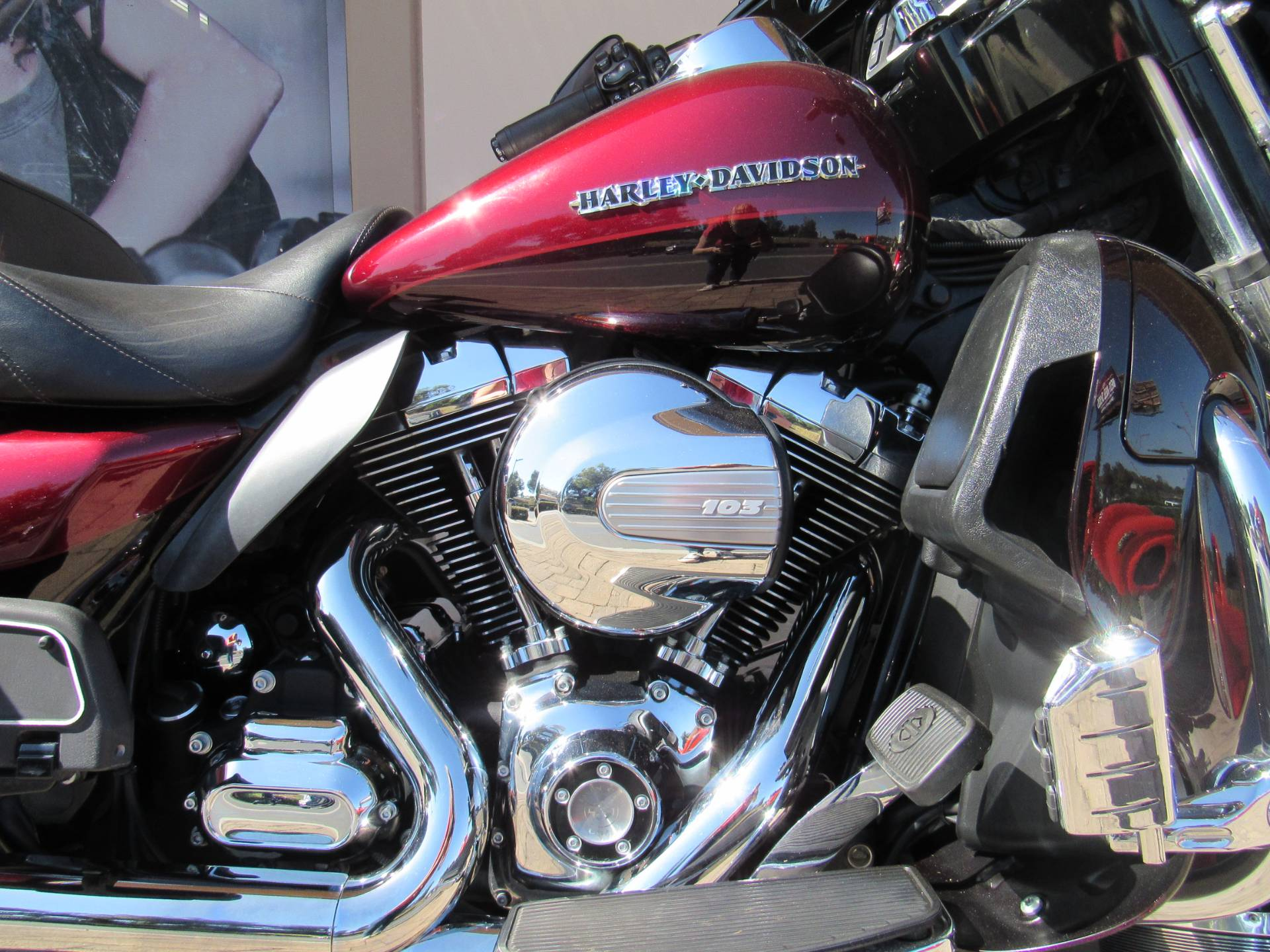 2014 Harley-Davidson Ultra Limited in Temecula, California - Photo 16