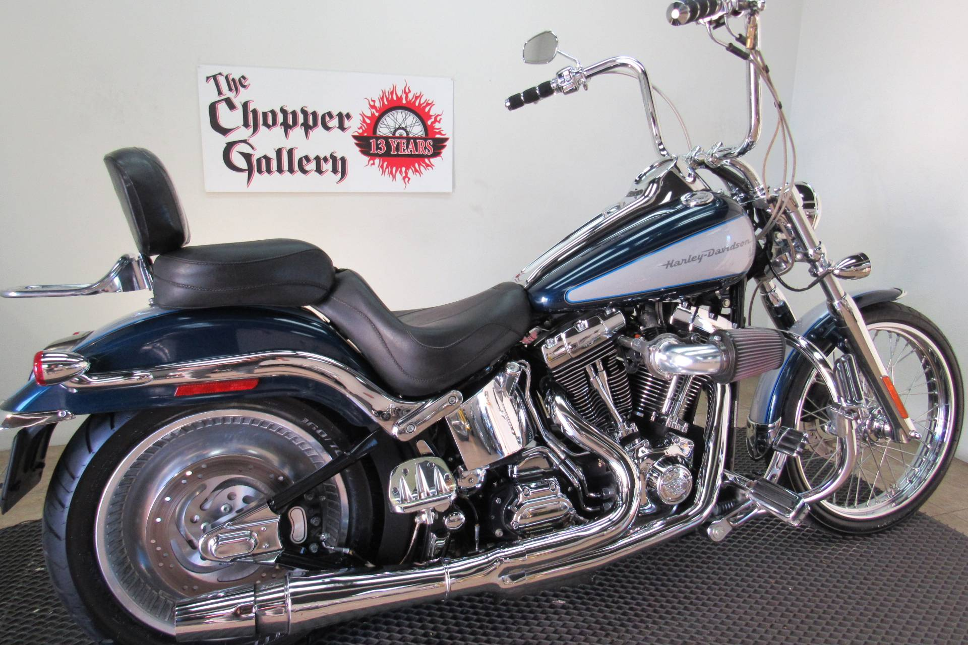 2002 Harley-Davidson FXSTD/FXSTDI Softail®  Deuce™ in Temecula, California - Photo 5