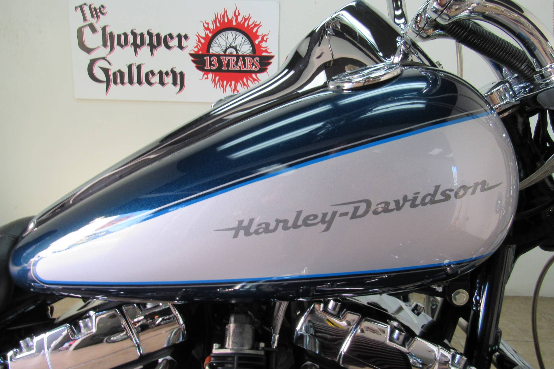 2002 Harley-Davidson FXSTD/FXSTDI Softail®  Deuce™ in Temecula, California - Photo 7