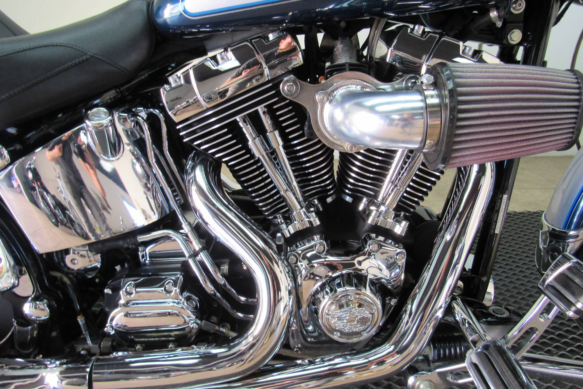 2002 Harley-Davidson FXSTD/FXSTDI Softail®  Deuce™ in Temecula, California - Photo 10