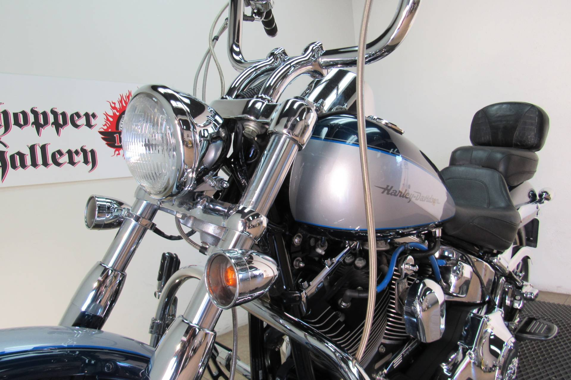 2002 Harley-Davidson FXSTD/FXSTDI Softail®  Deuce™ in Temecula, California - Photo 30
