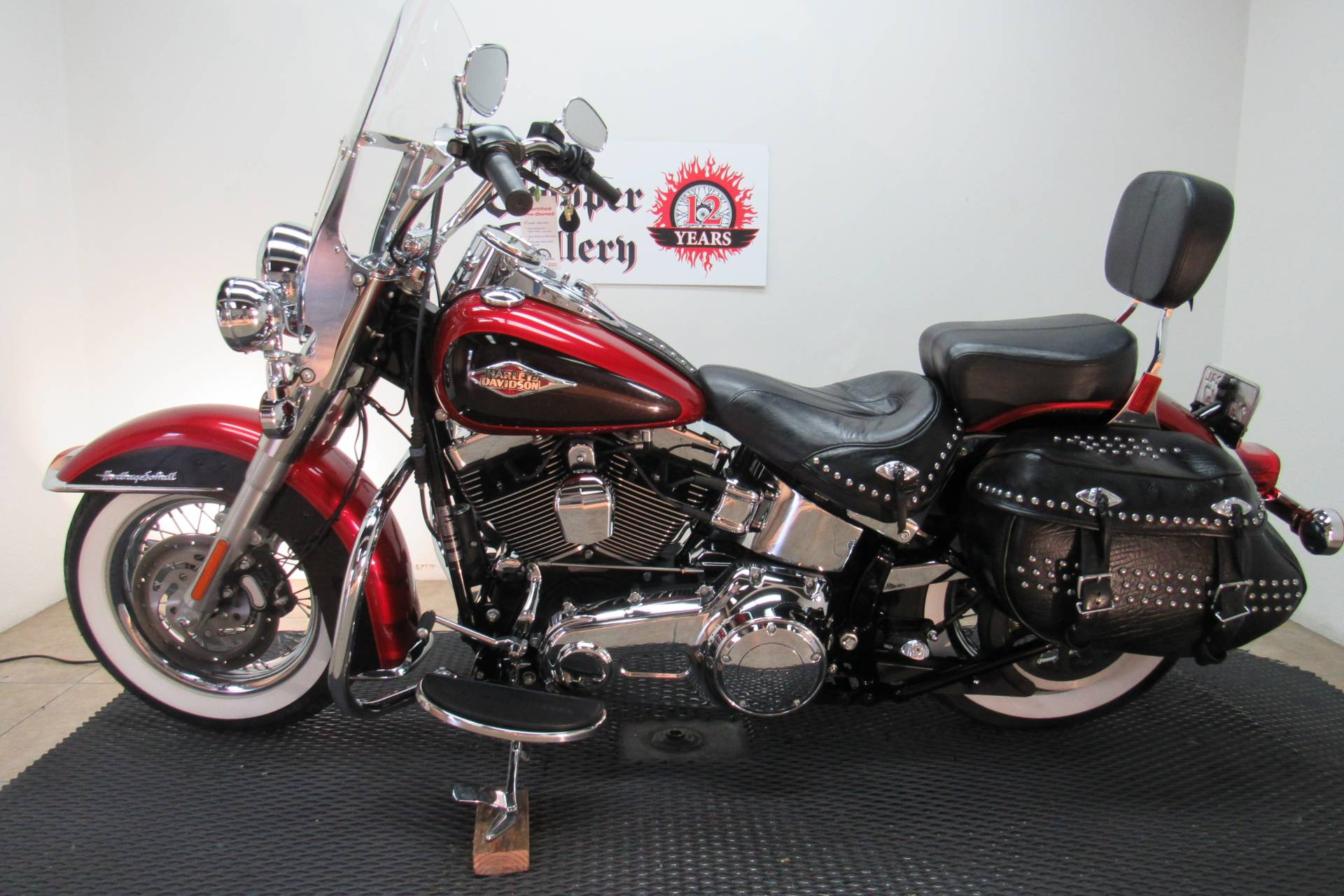 2012 Harley-Davidson Heritage Softail® Classic in Temecula, California - Photo 2
