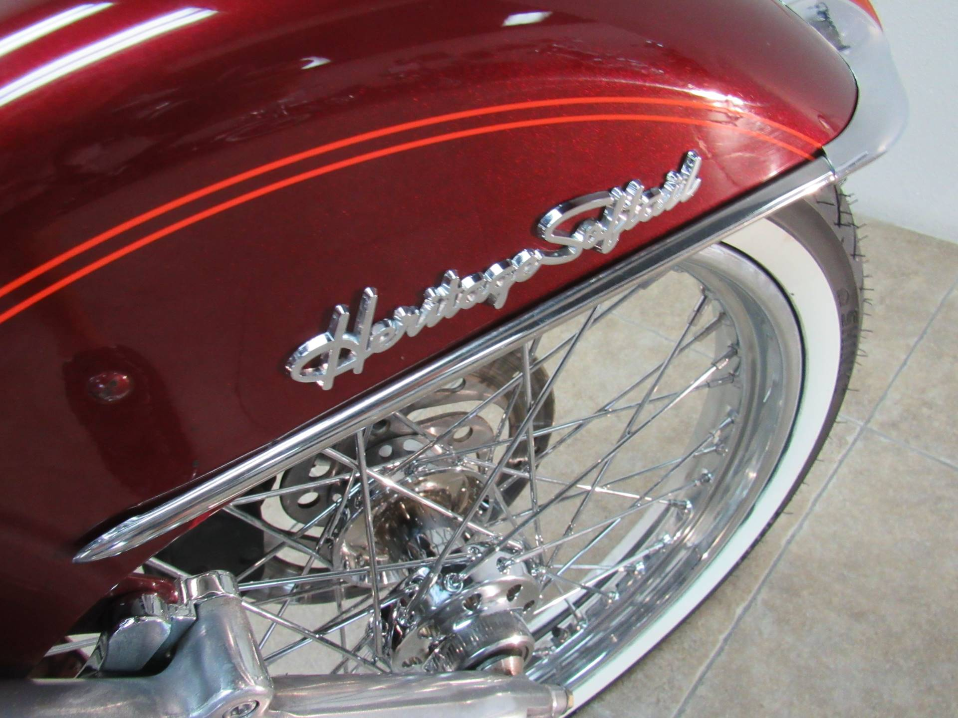 2003 Harley-Davidson FLSTC/FLSTCI Heritage Softail® Classic in Temecula, California - Photo 5