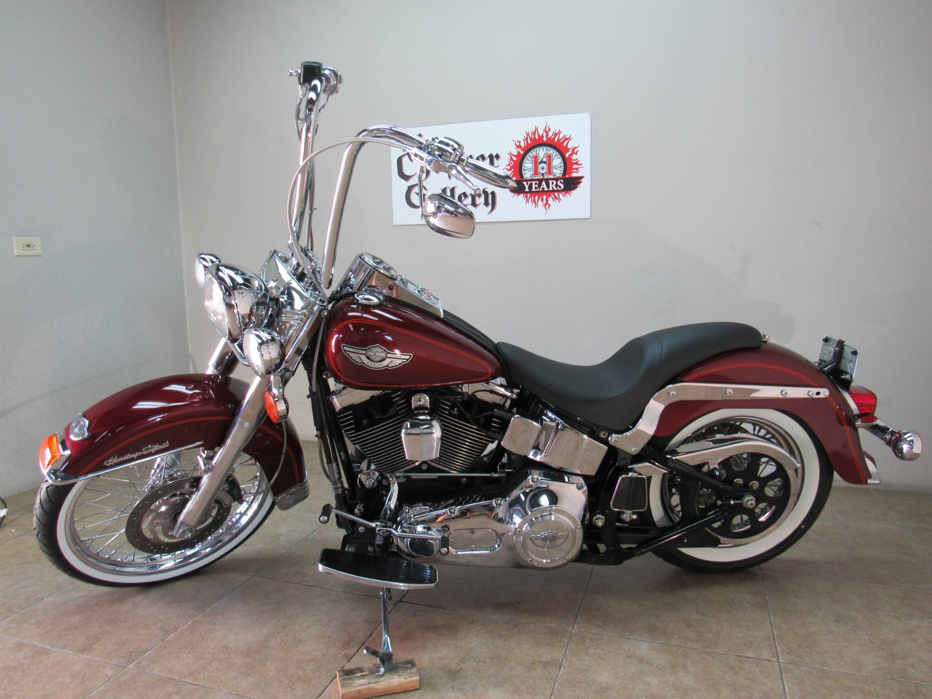 2003 Harley-Davidson FLSTC/FLSTCI Heritage Softail® Classic in Temecula, California - Photo 22