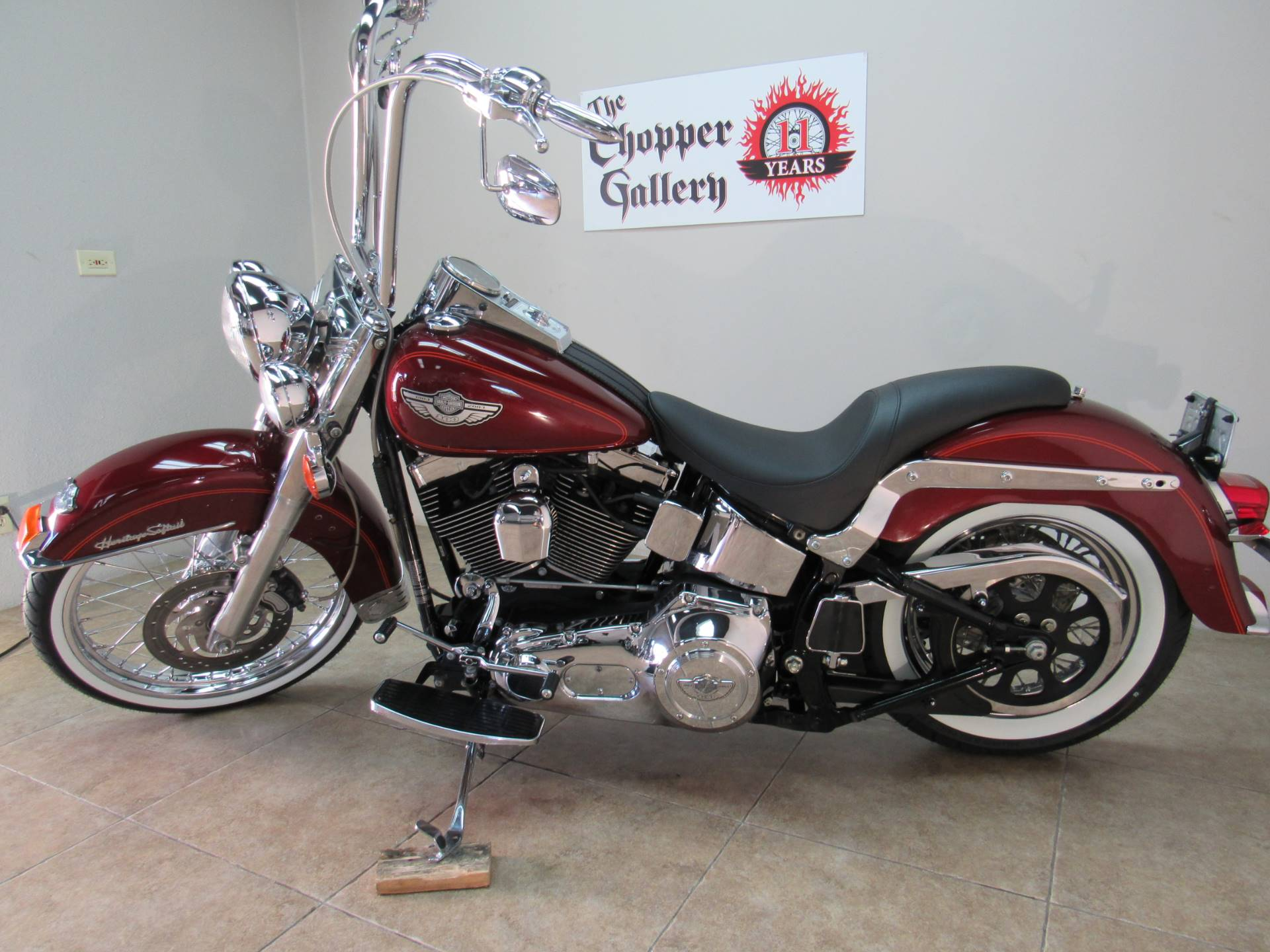 2003 Harley-Davidson FLSTC/FLSTCI Heritage Softail® Classic in Temecula, California - Photo 3