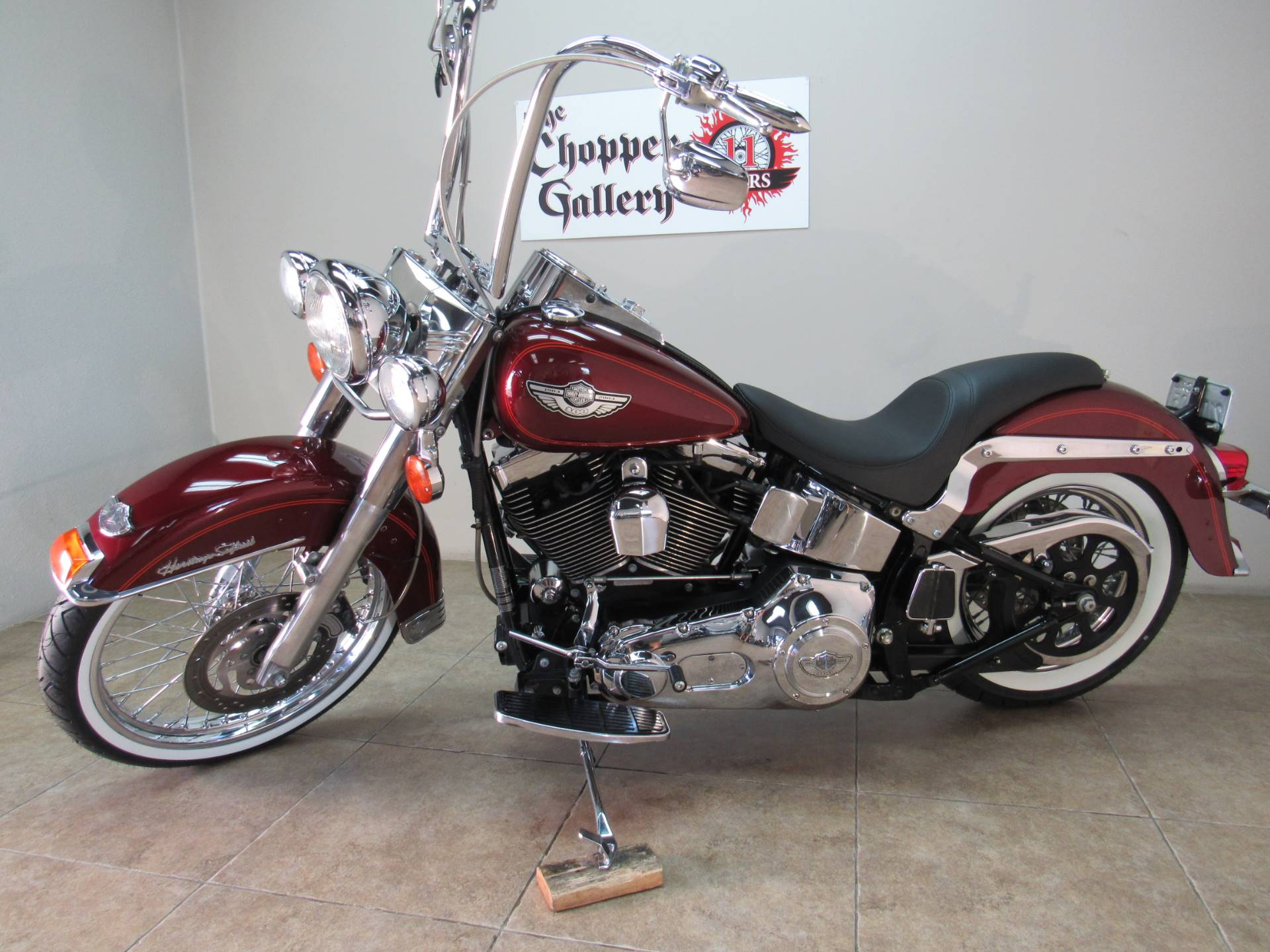 2003 Harley-Davidson FLSTC/FLSTCI Heritage Softail® Classic in Temecula, California - Photo 27