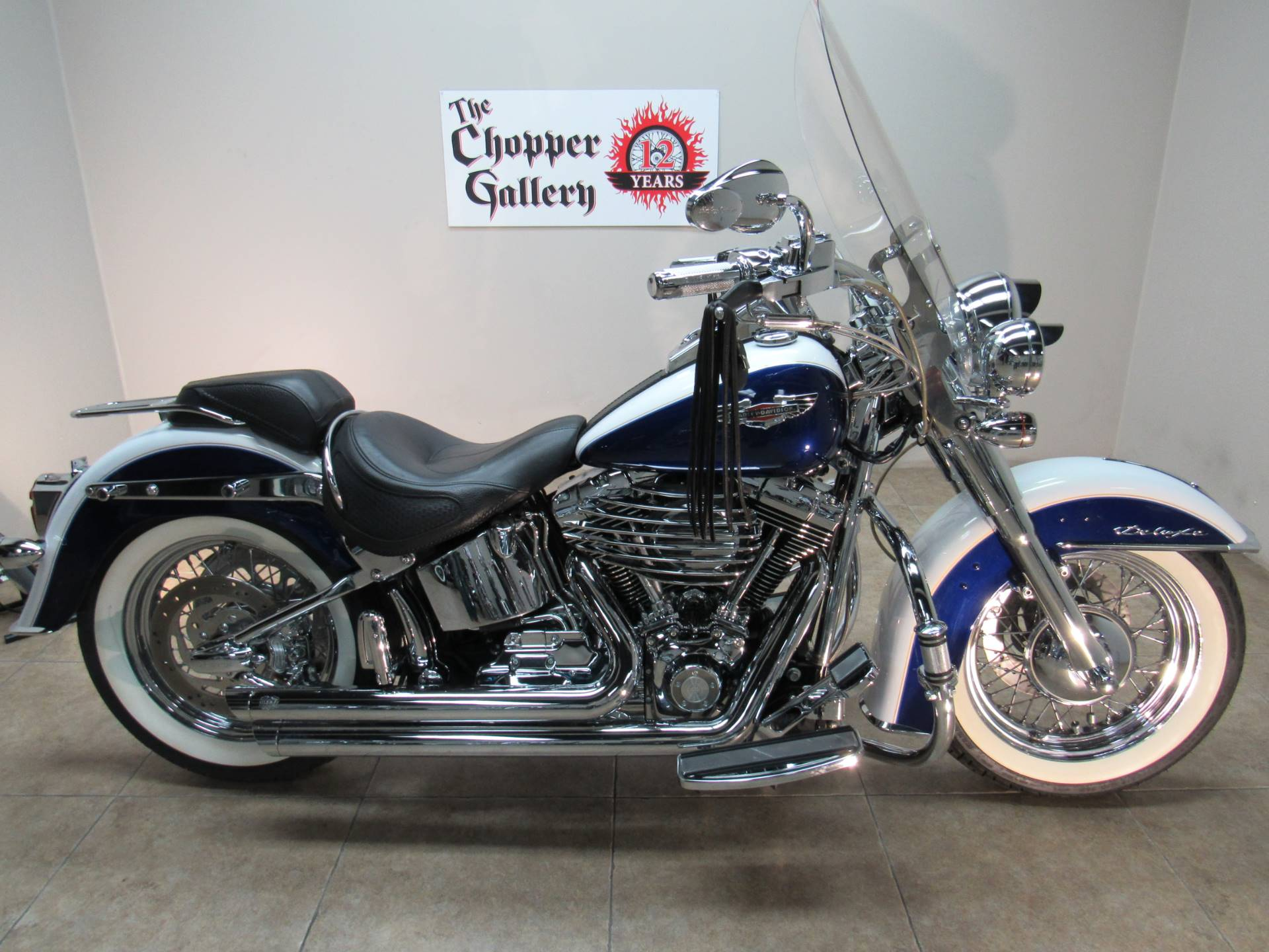 2007 Harley-Davidson Softail® Deluxe in Temecula, California - Photo 1