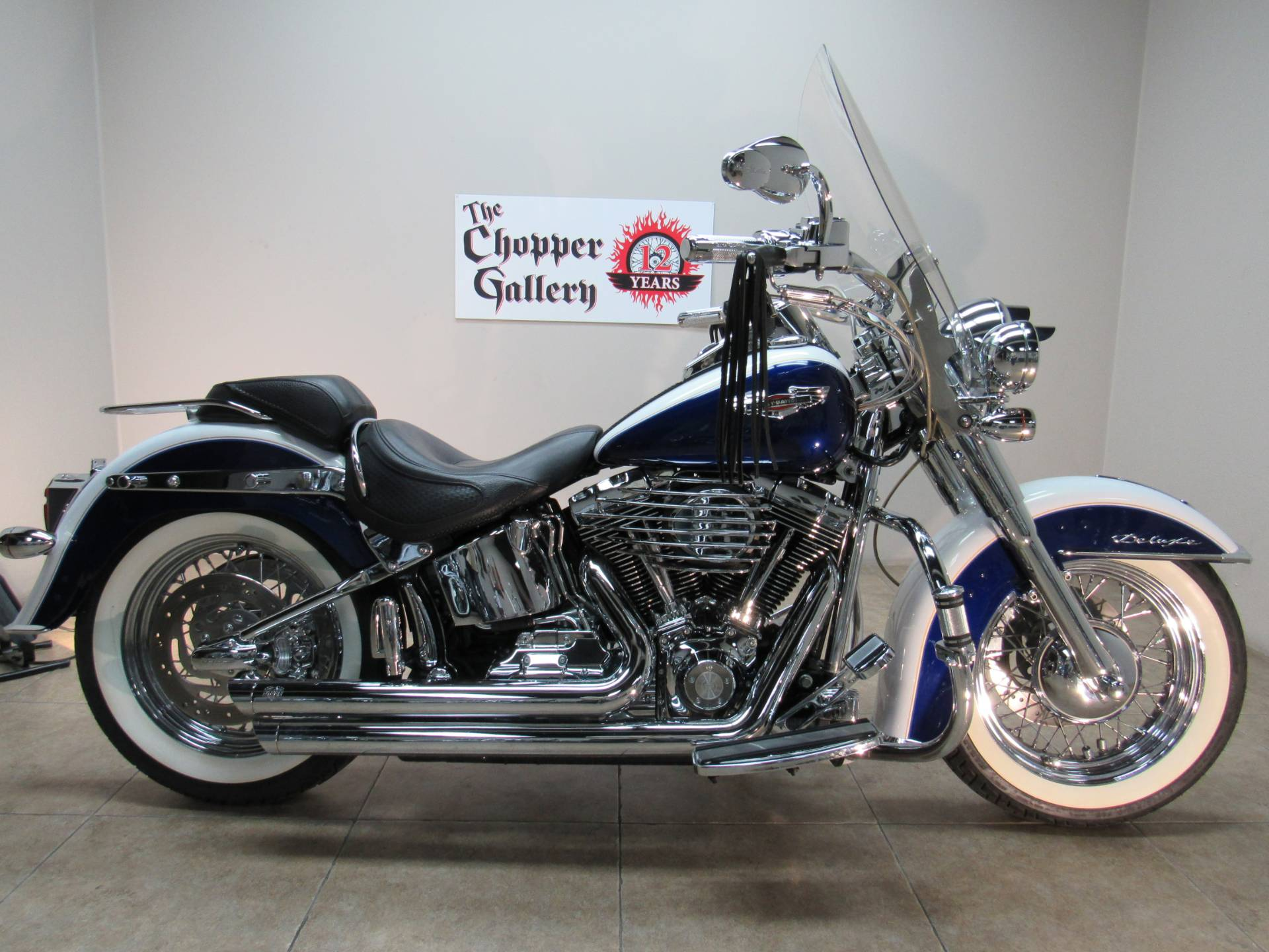 2007 Harley-Davidson Softail® Deluxe in Temecula, California - Photo 25