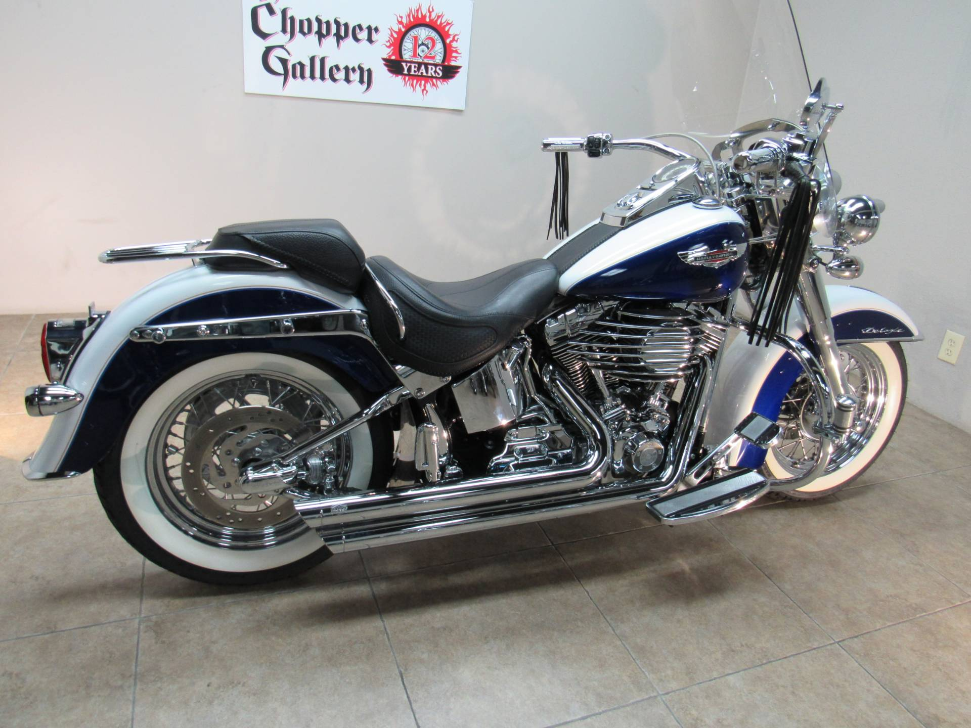 2007 Harley-Davidson Softail® Deluxe in Temecula, California - Photo 27
