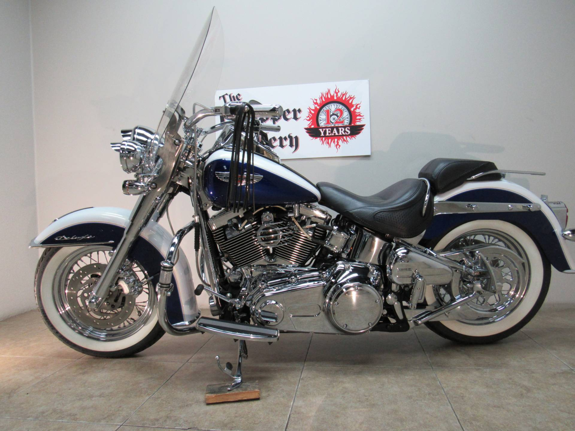 2007 Harley-Davidson Softail® Deluxe in Temecula, California - Photo 2