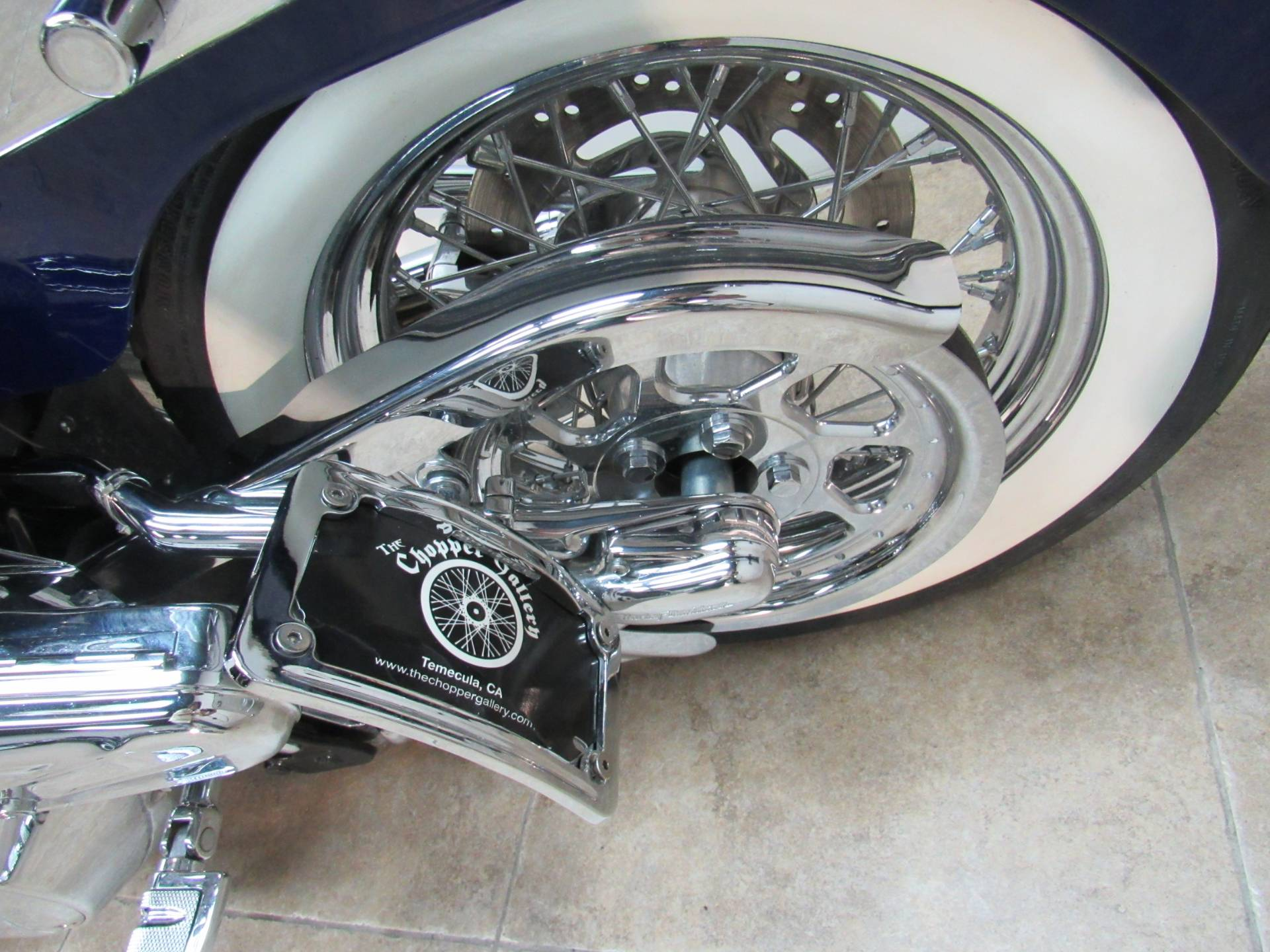 2007 Harley-Davidson Softail® Deluxe in Temecula, California - Photo 32