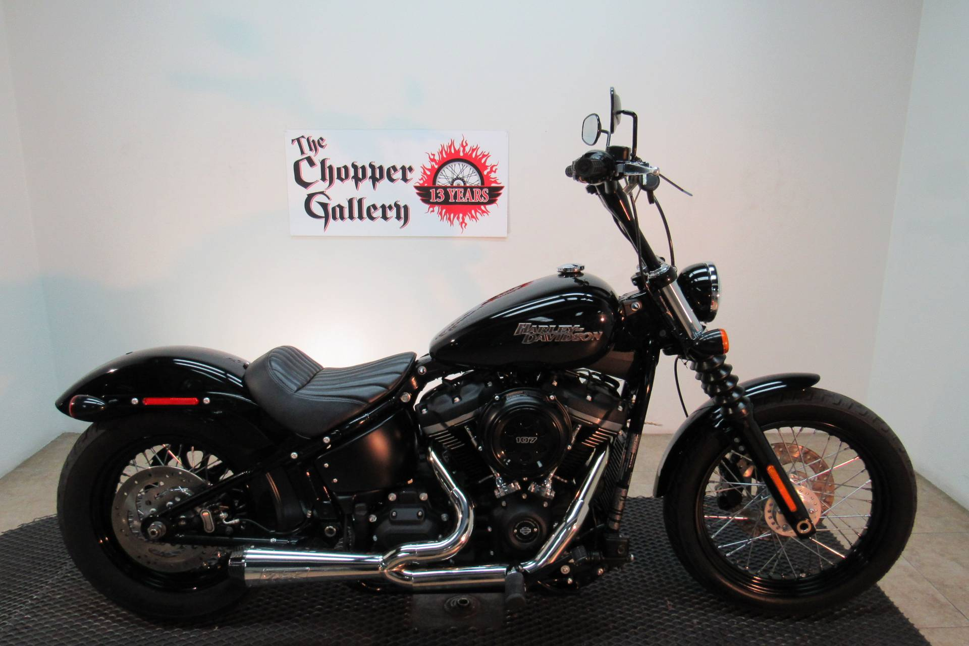 2018 Harley-Davidson Street Bob® 107 in Temecula, California - Photo 1