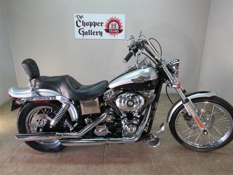 2003 Harley-Davidson FXDWG Dyna Wide Glide® in Temecula, California - Photo 8