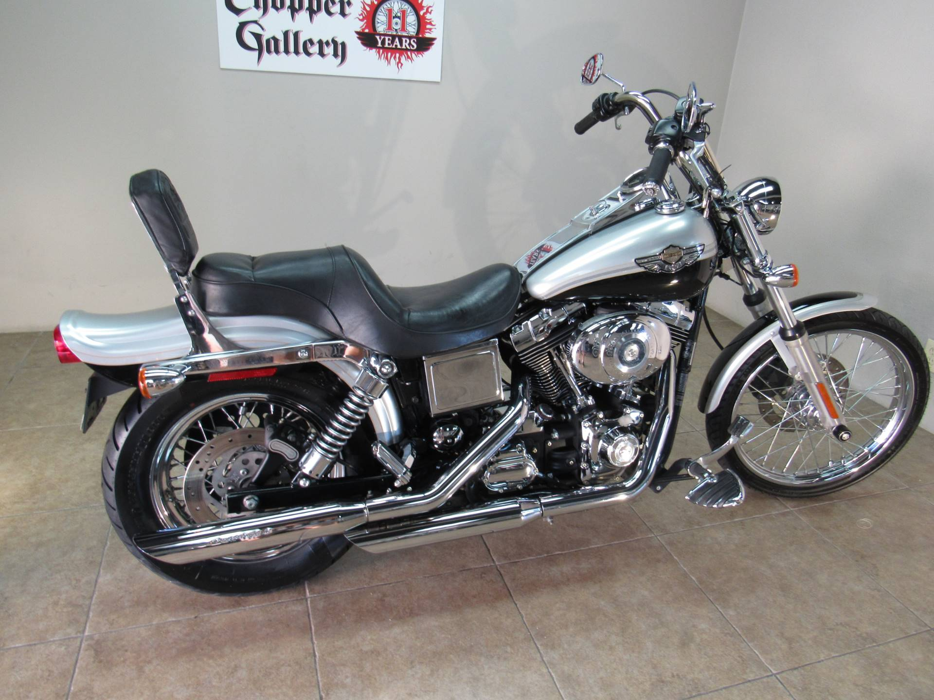 2003 Harley-Davidson FXDWG Dyna Wide Glide® in Temecula, California - Photo 3