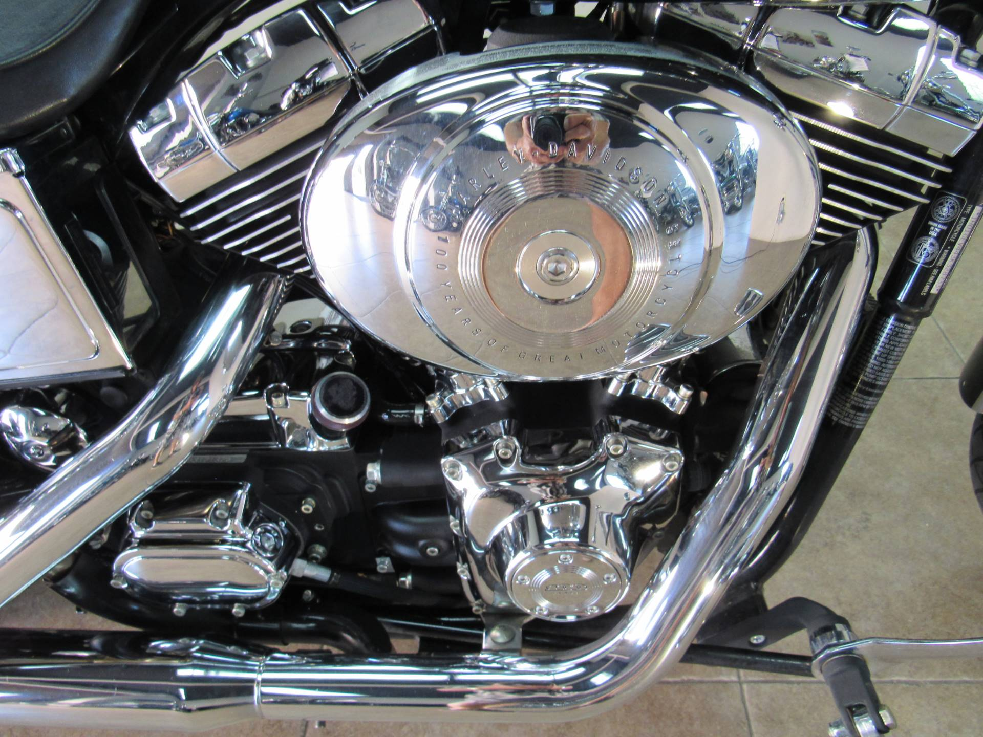 2003 Harley-Davidson FXDWG Dyna Wide Glide® in Temecula, California - Photo 6