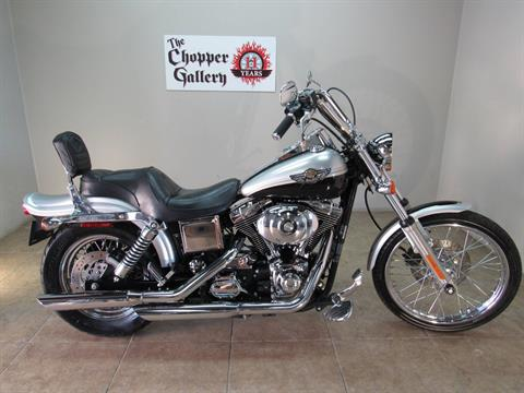 2003 Harley-Davidson FXDWG Dyna Wide Glide® in Temecula, California - Photo 1