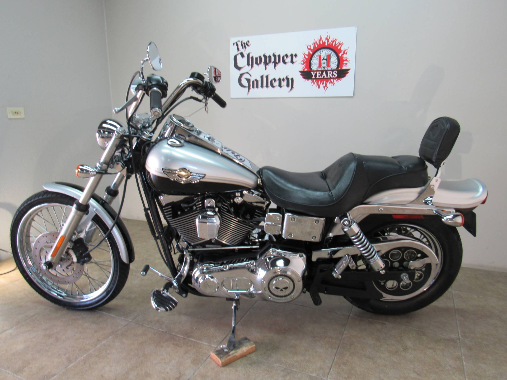 2003 Harley-Davidson FXDWG Dyna Wide Glide® in Temecula, California - Photo 2