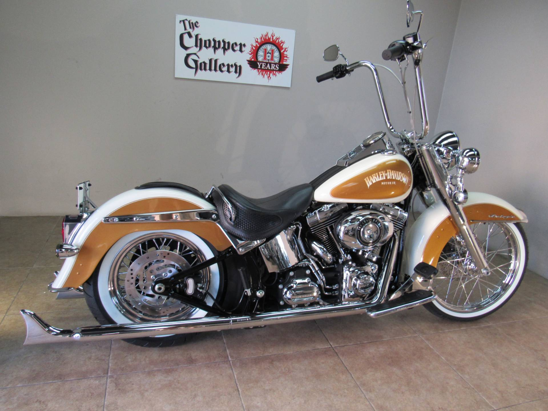 2013 Harley-Davidson Softail® Deluxe in Temecula, California - Photo 3