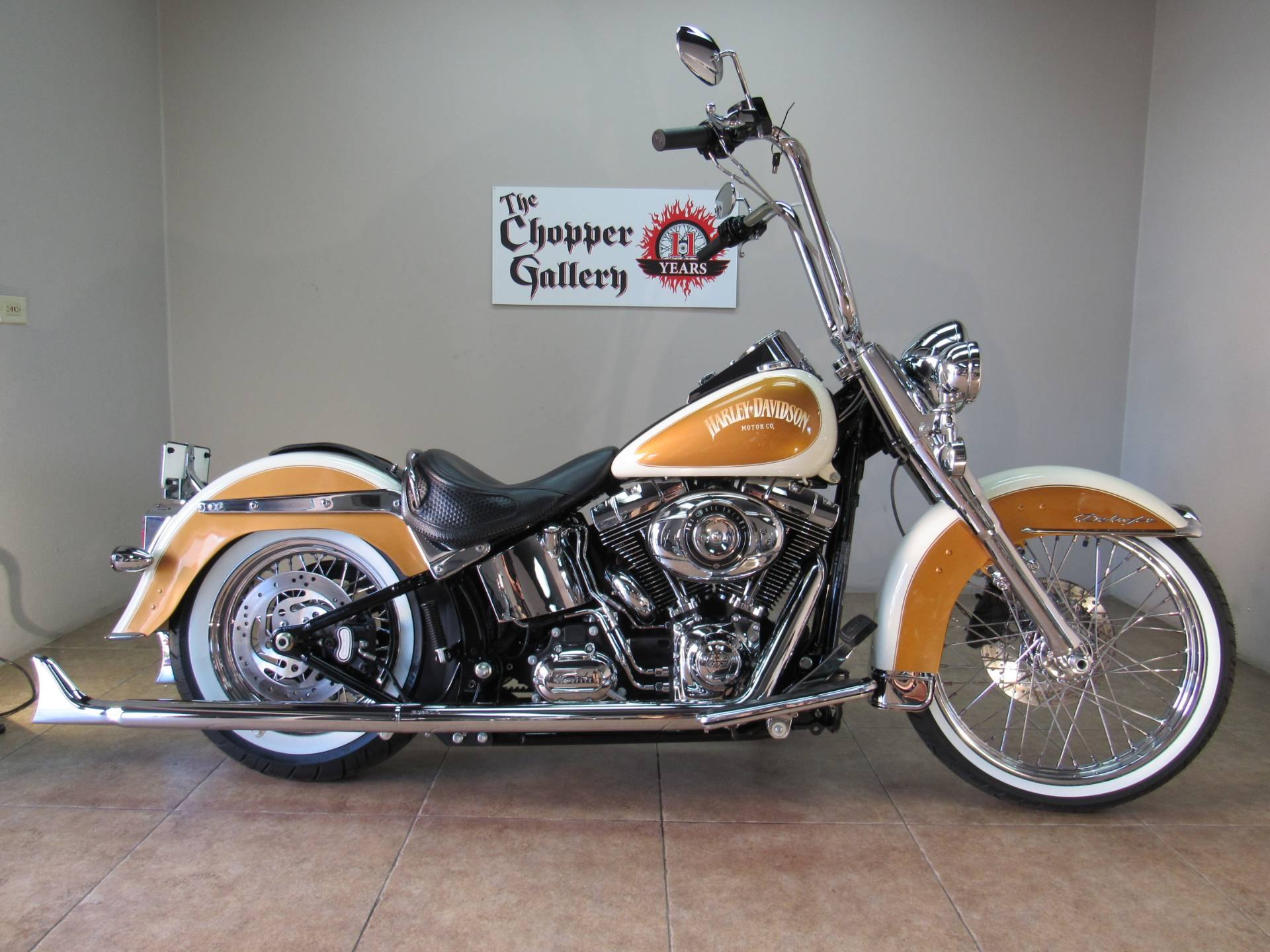 2013 Harley-Davidson Softail® Deluxe in Temecula, California - Photo 21