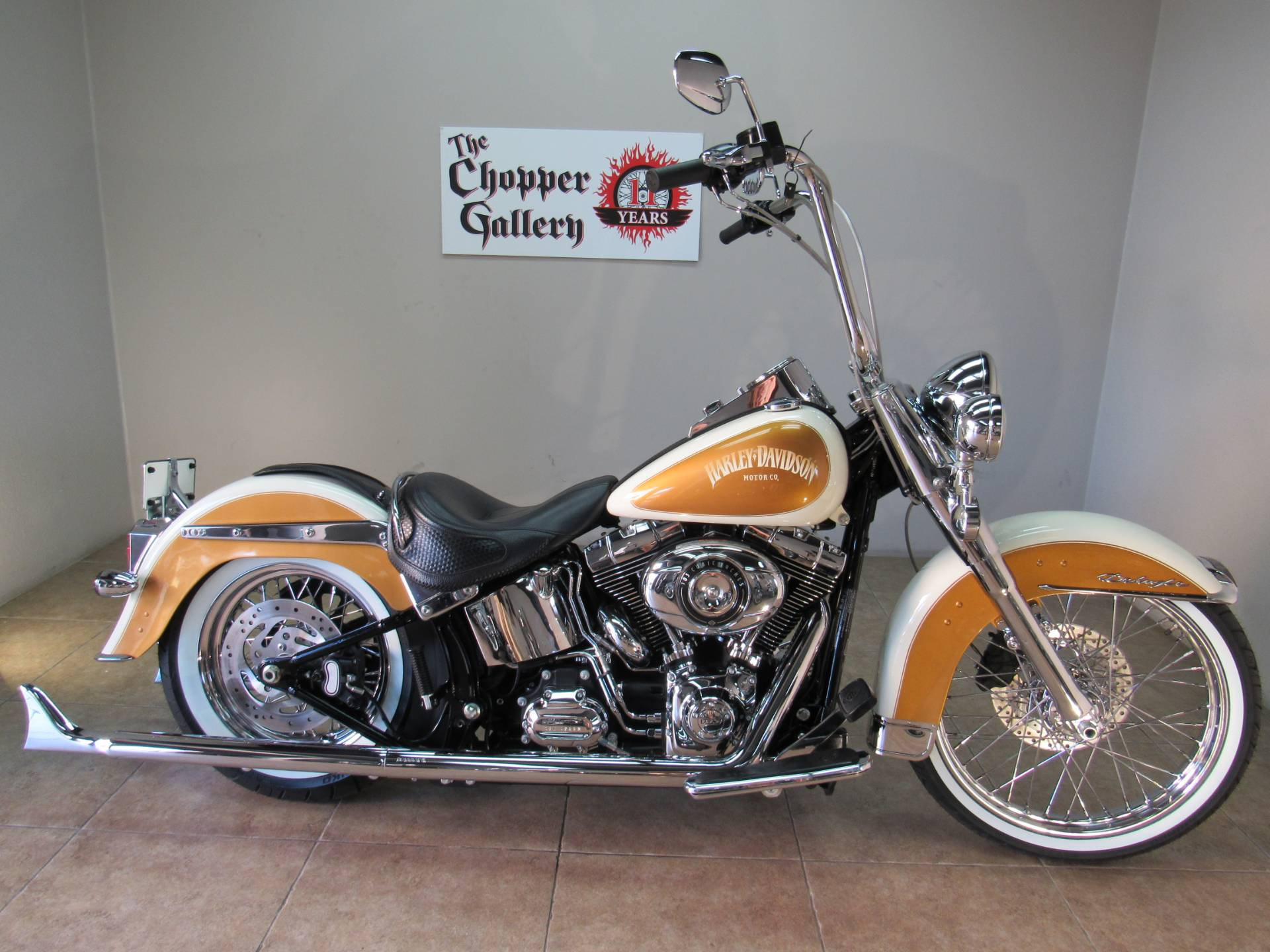 2013 Harley-Davidson Softail® Deluxe in Temecula, California - Photo 35