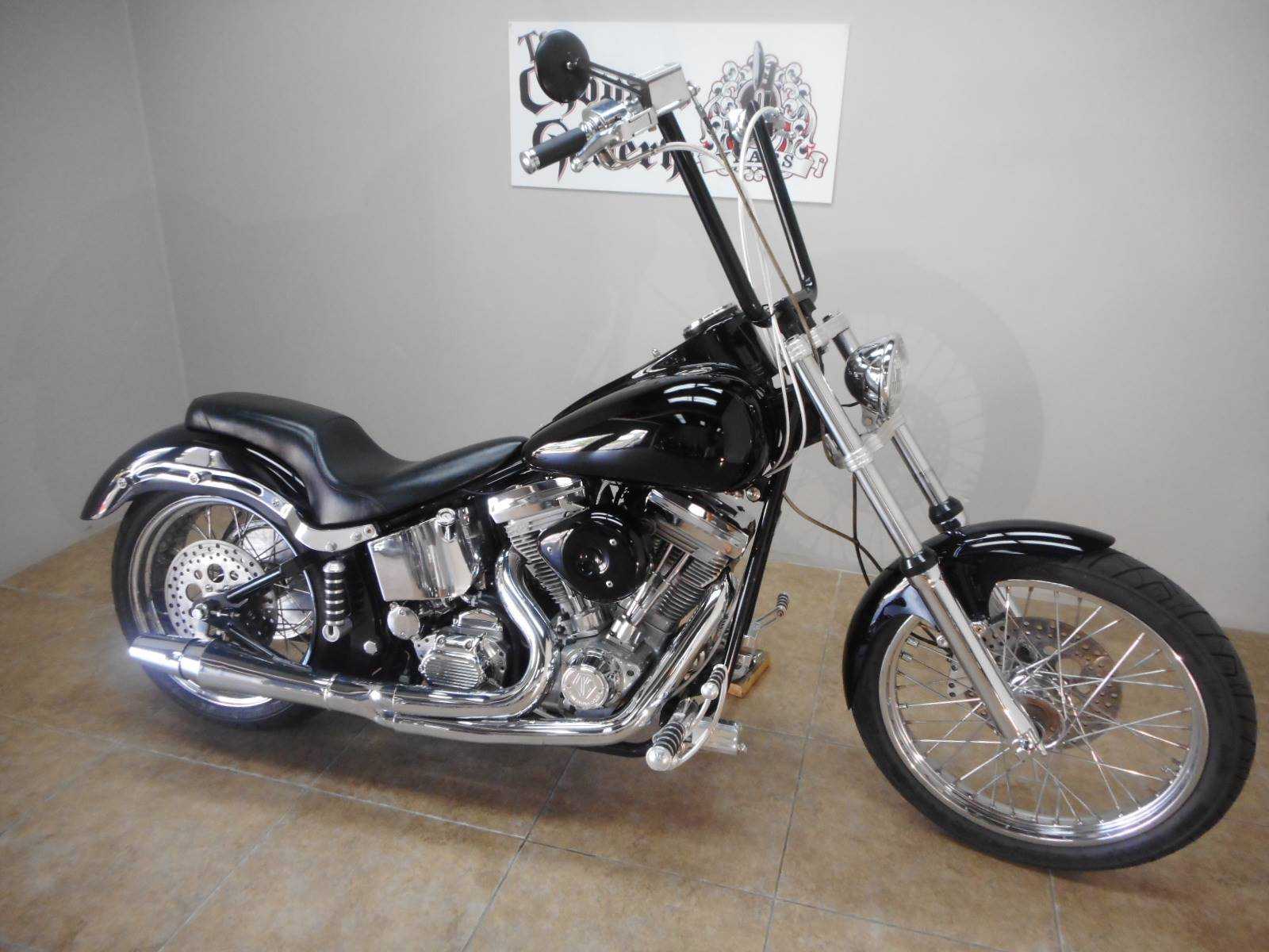 1998 ULMC ULTRA WIDE 1 SOFTAIL in Temecula, California