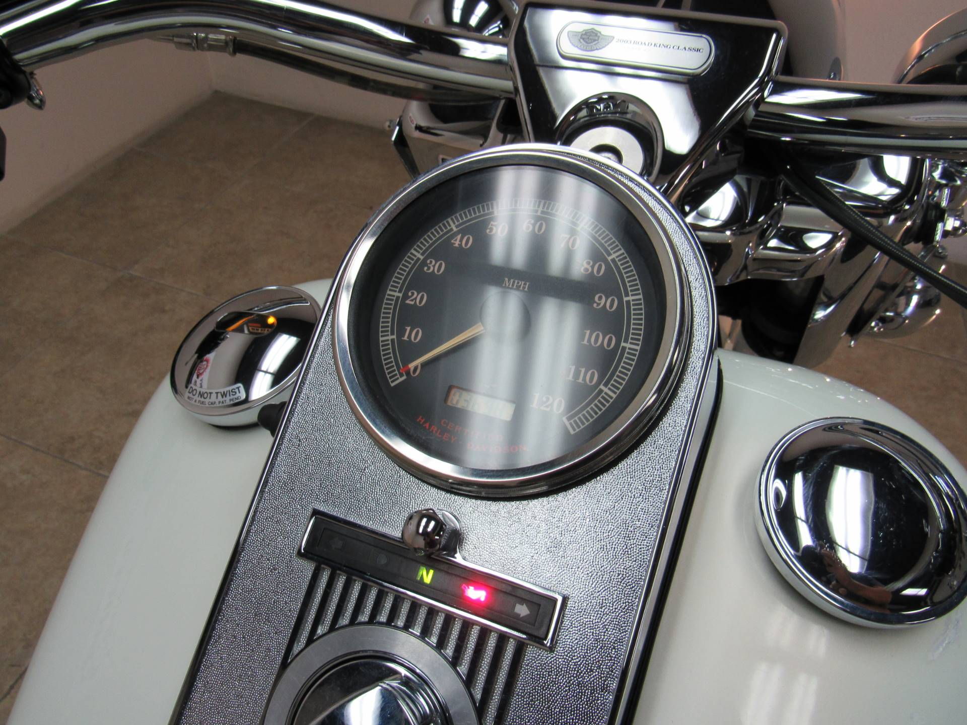 2003 Harley-Davidson FLHRCI Road King® Classic in Temecula, California - Photo 34
