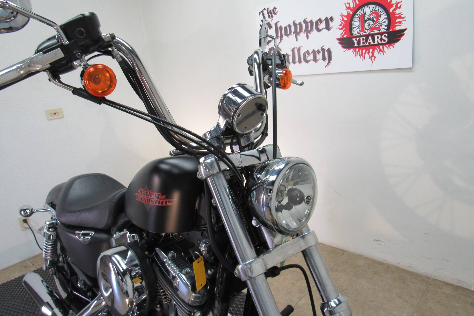 2012 Harley-Davidson Sportster® Seventy-Two™ in Temecula, California - Photo 12