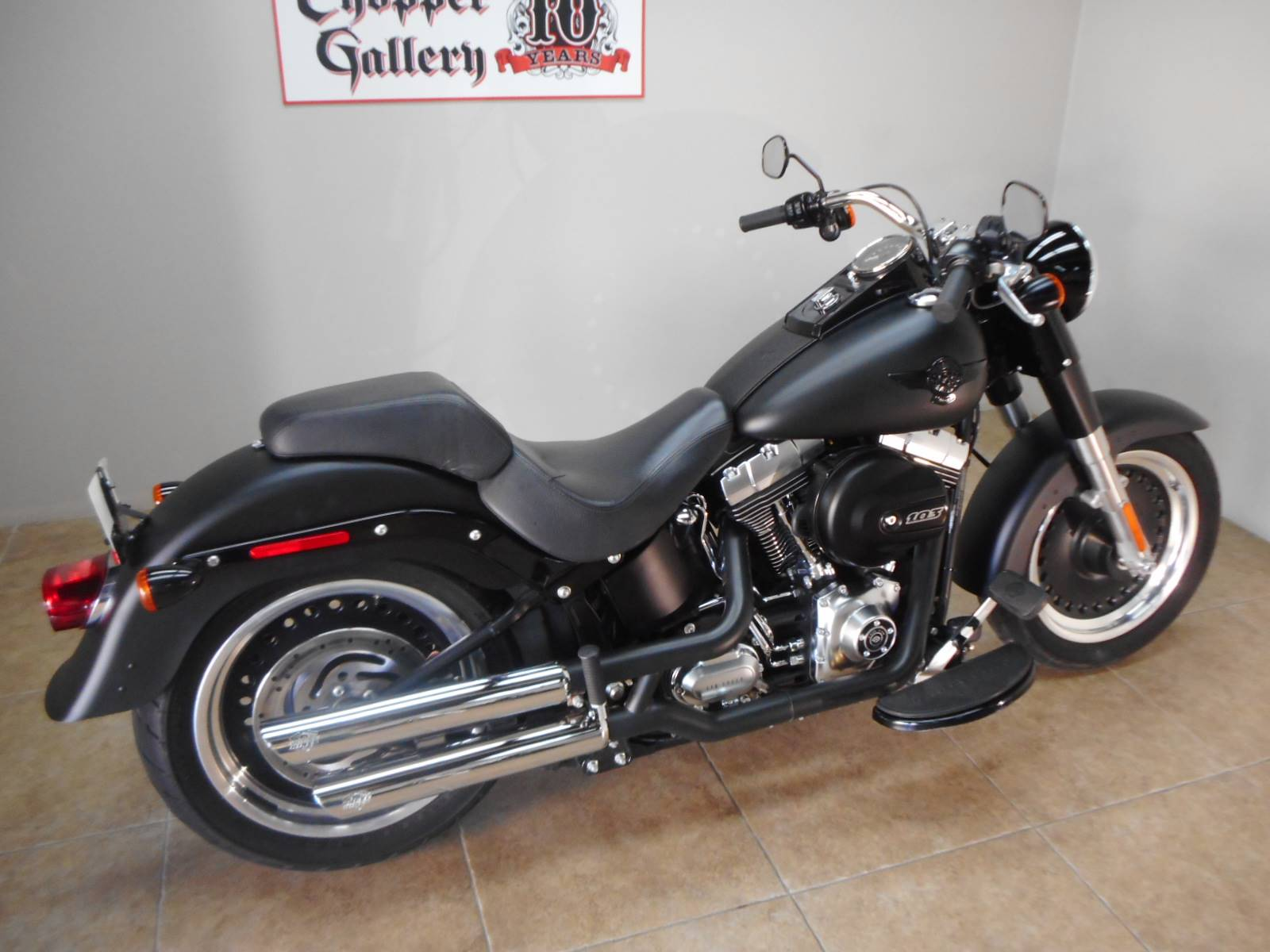 2016 Harley-Davidson Fat Boy® Lo in Temecula, California