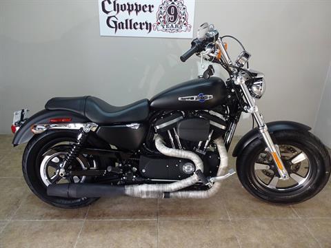 2015 Harley-Davidson 1200 Custom in Temecula, California
